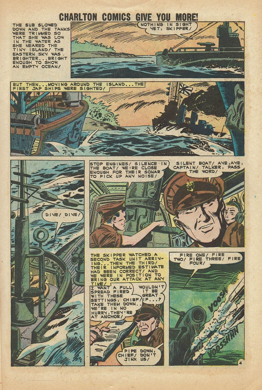 Read online Fightin' Navy comic -  Issue #97 - 7