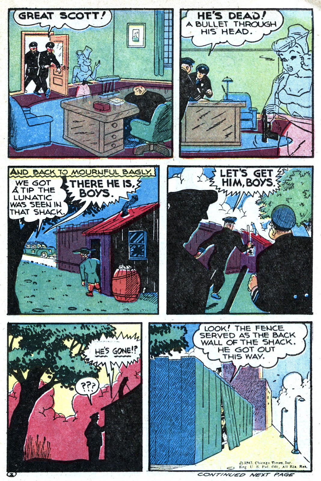 Read online Famous Funnies comic -  Issue #128 - 15