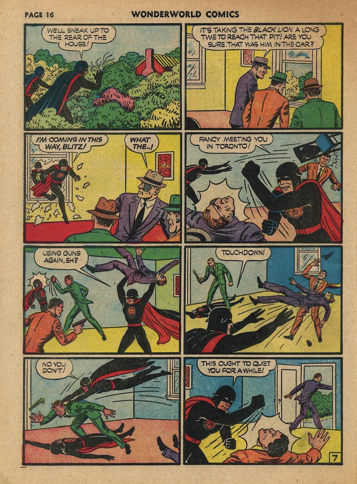 Wonderworld Comics issue 23 - Page 18