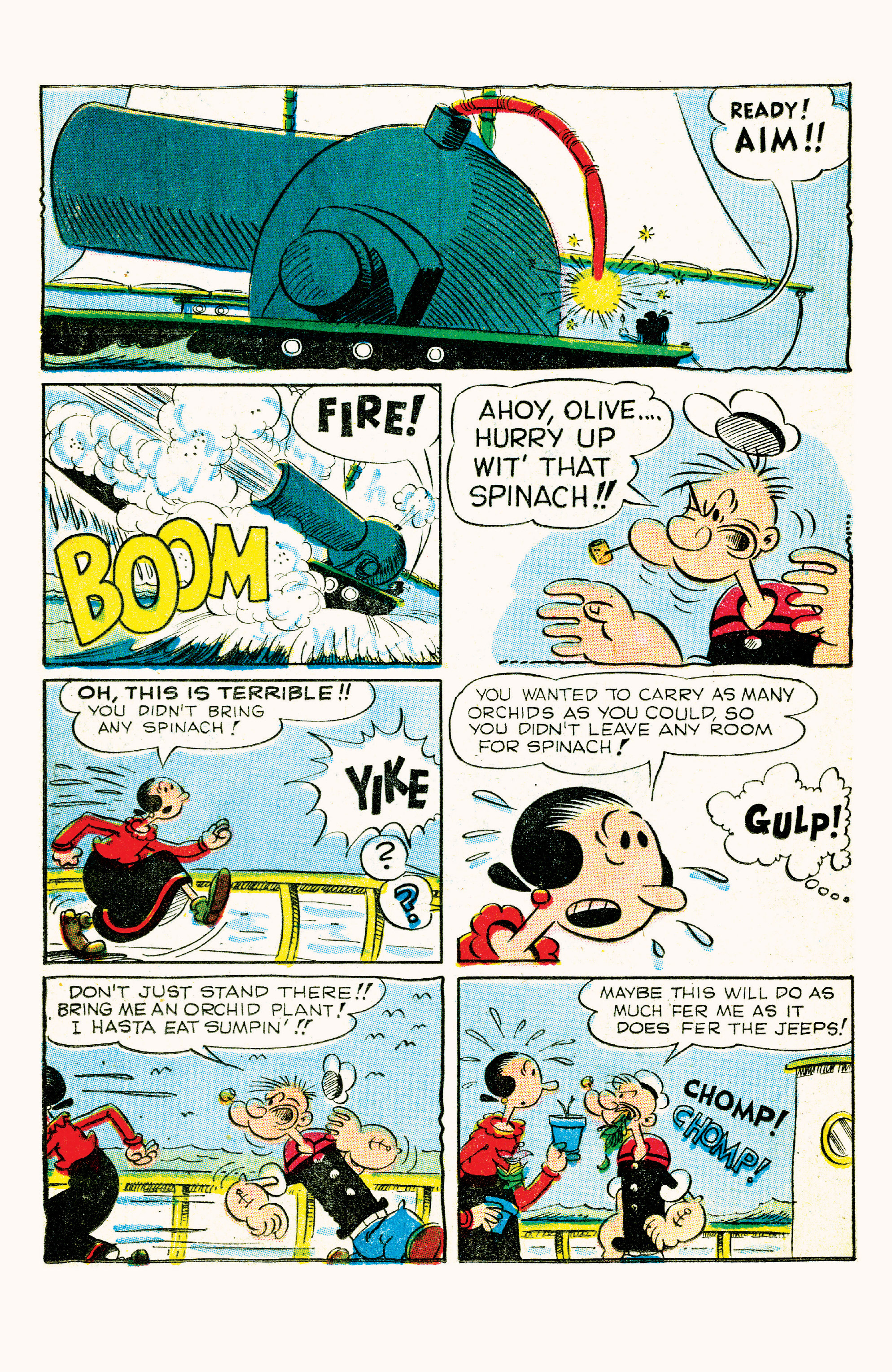 Read online Classic Popeye comic -  Issue #57 - 12