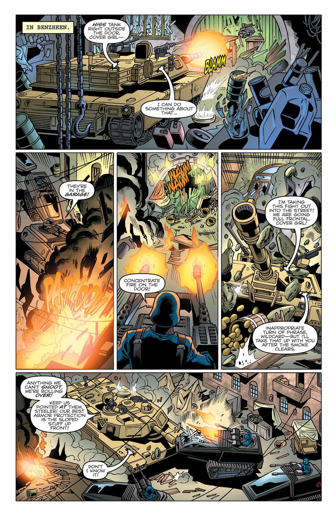 G.I. Joe: A Real American Hero 174 Page 16