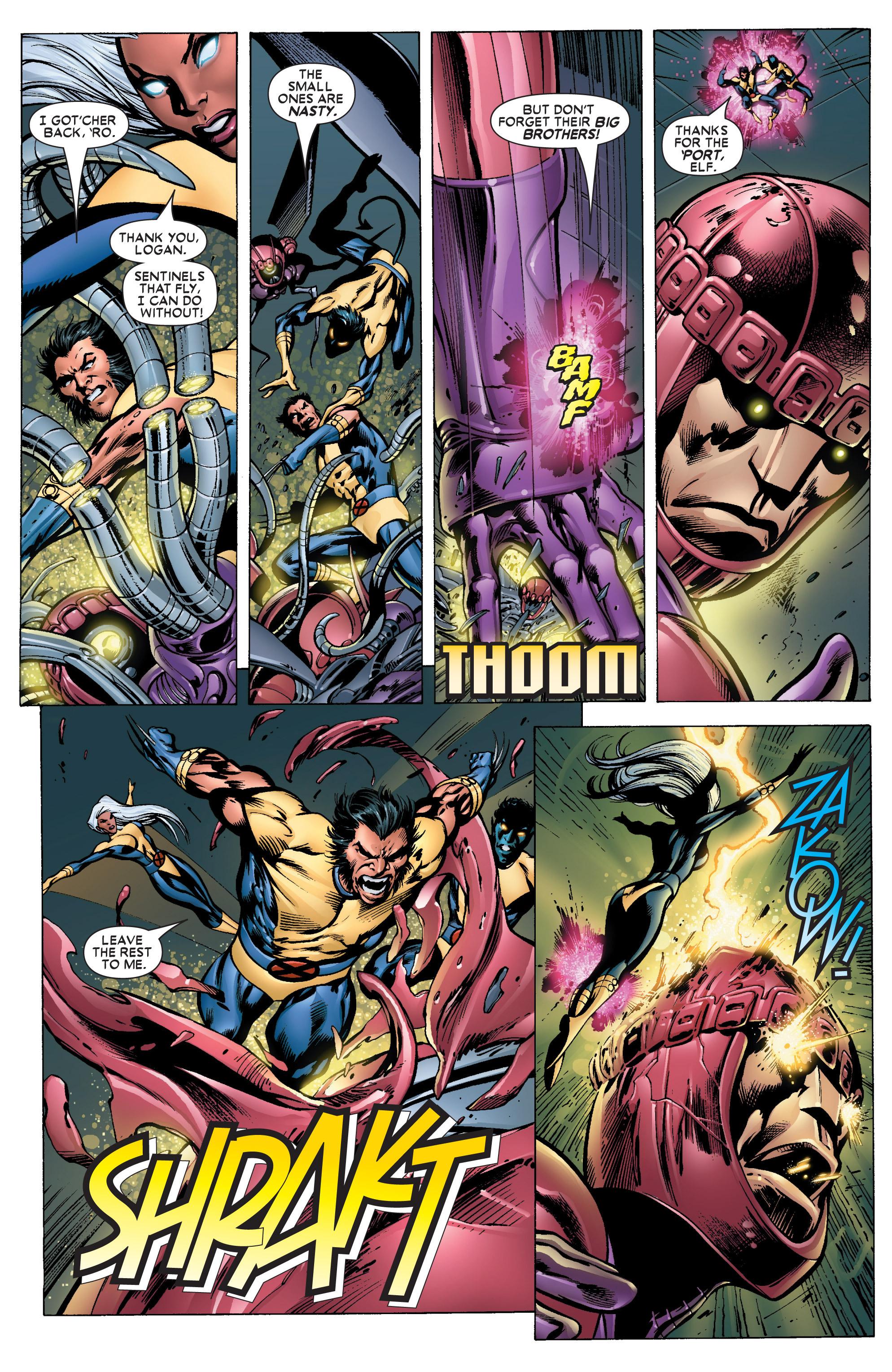 Read online Uncanny X-Men (1963) comic -  Issue #444 - 13