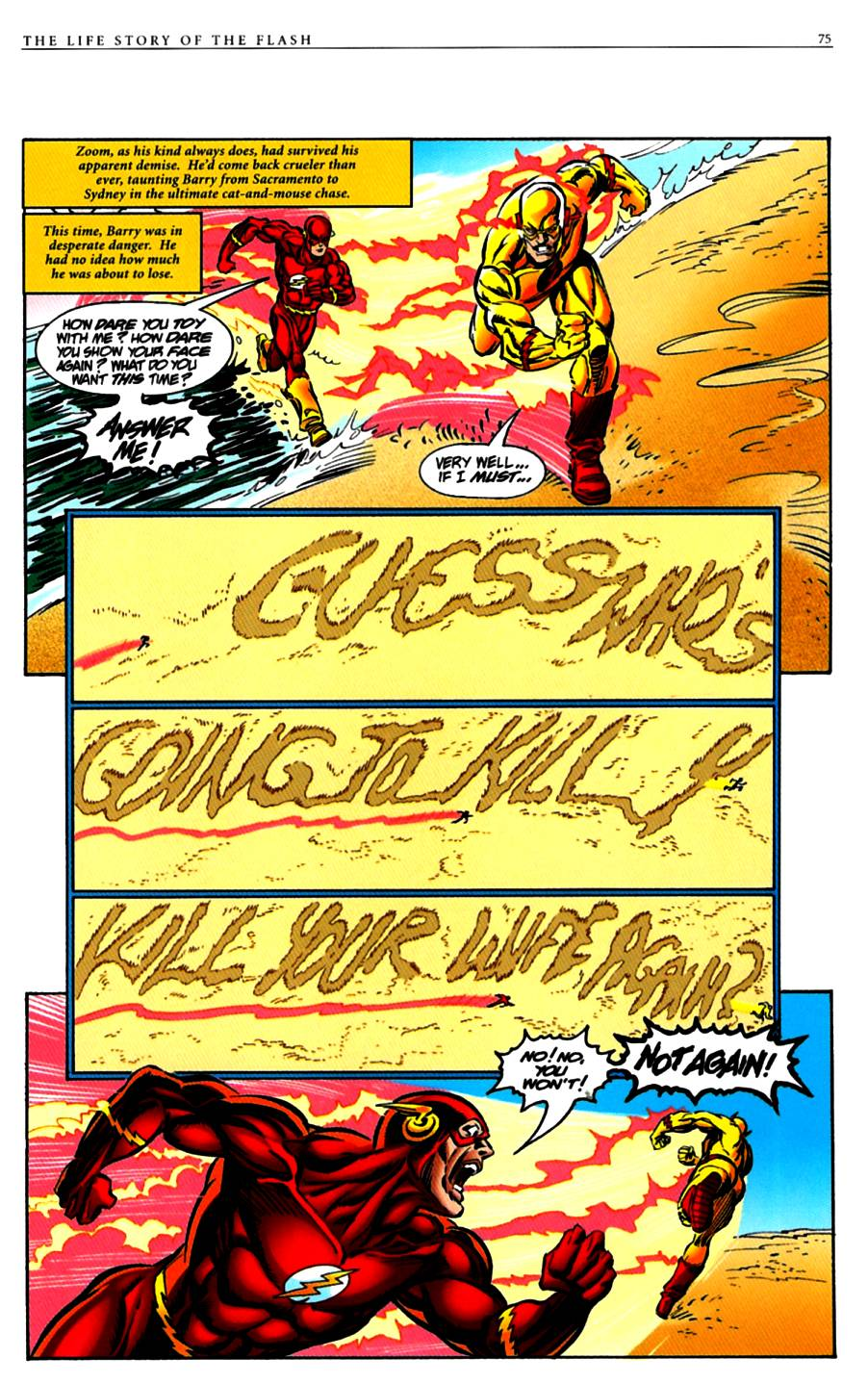 Read online The Life Story of the Flash comic -  Issue # Full - 77