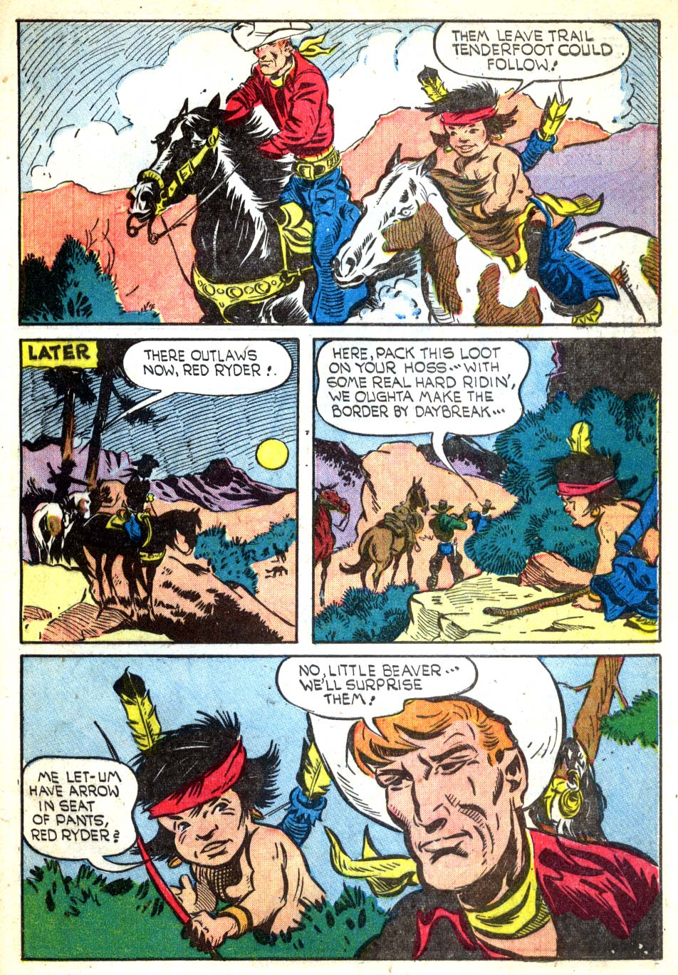 Four Color Comics issue 267 - Page 45