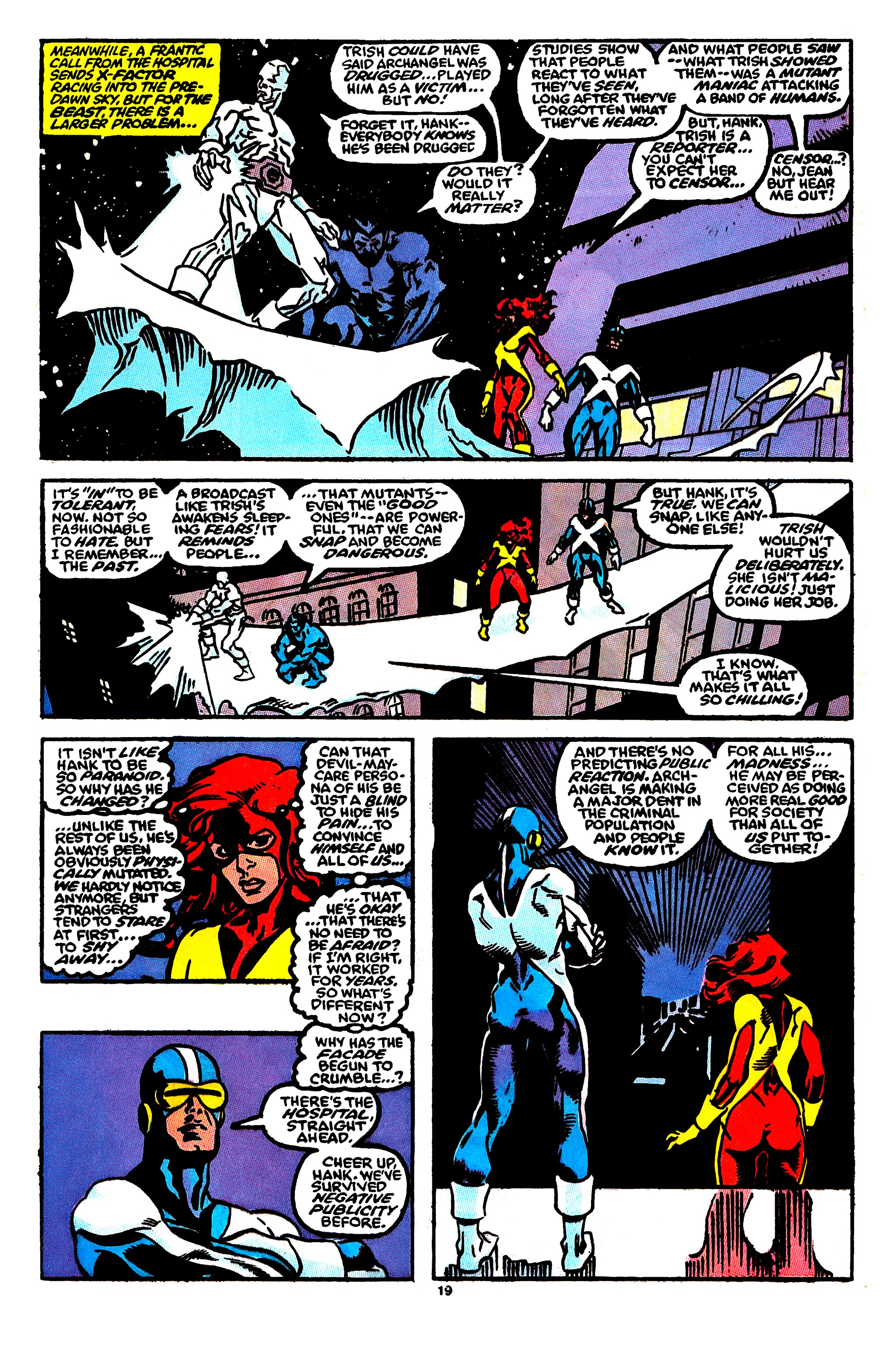 Read online X-Factor (1986) comic -  Issue #56 - 16