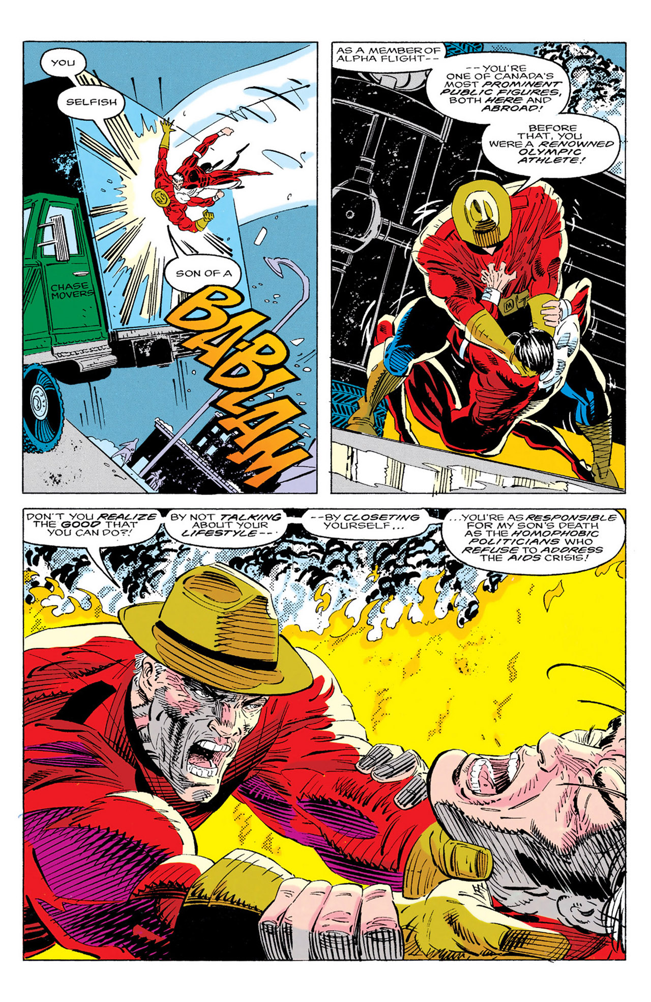 Read online Astonishing X-Men (2004) comic -  Issue # _Annual 1 - 31