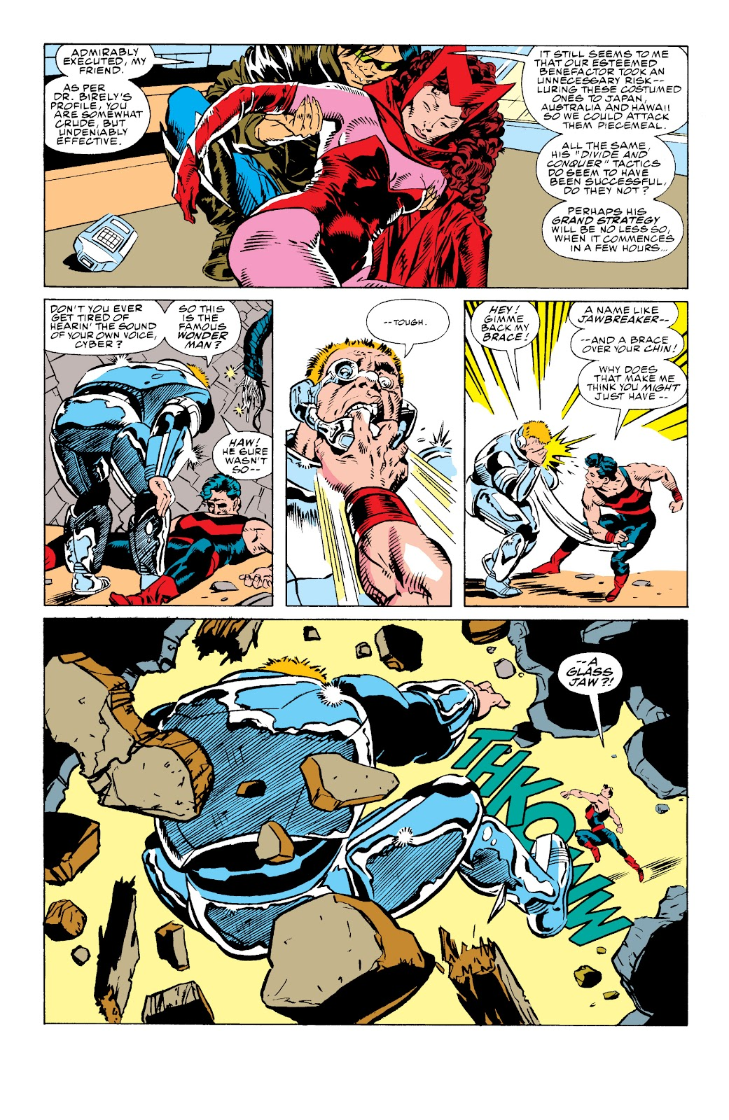 Avengers West Coast (1989) issue 73 - Page 14