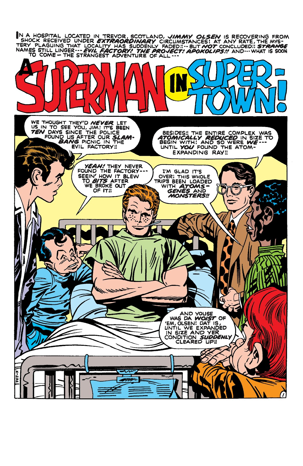 Read online Superman's Pal, Jimmy Olsen by Jack Kirby comic -  Issue # TPB (Part 4) - 13