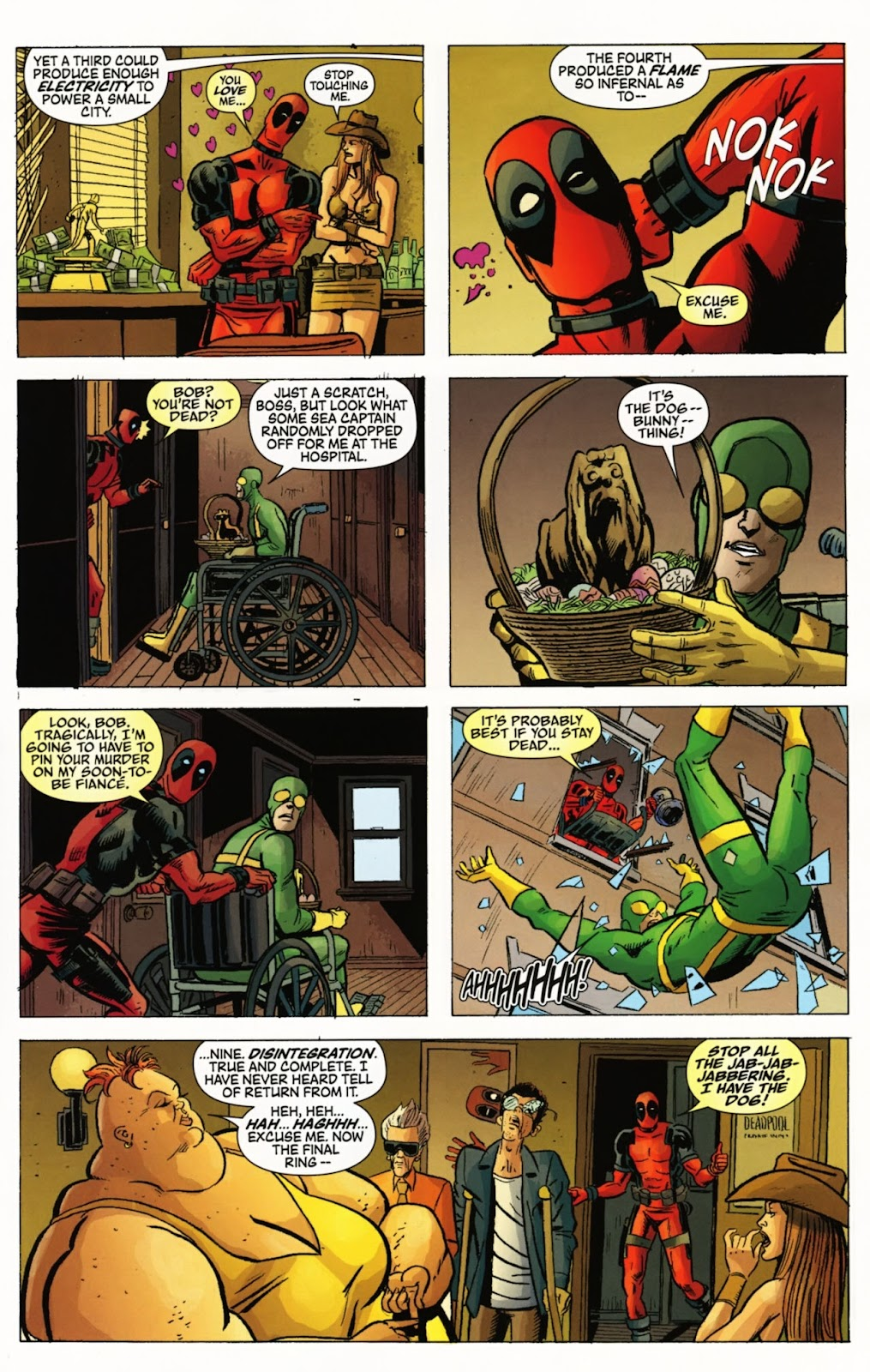 Read online Deadpool (2008) comic -  Issue #1000 - 19