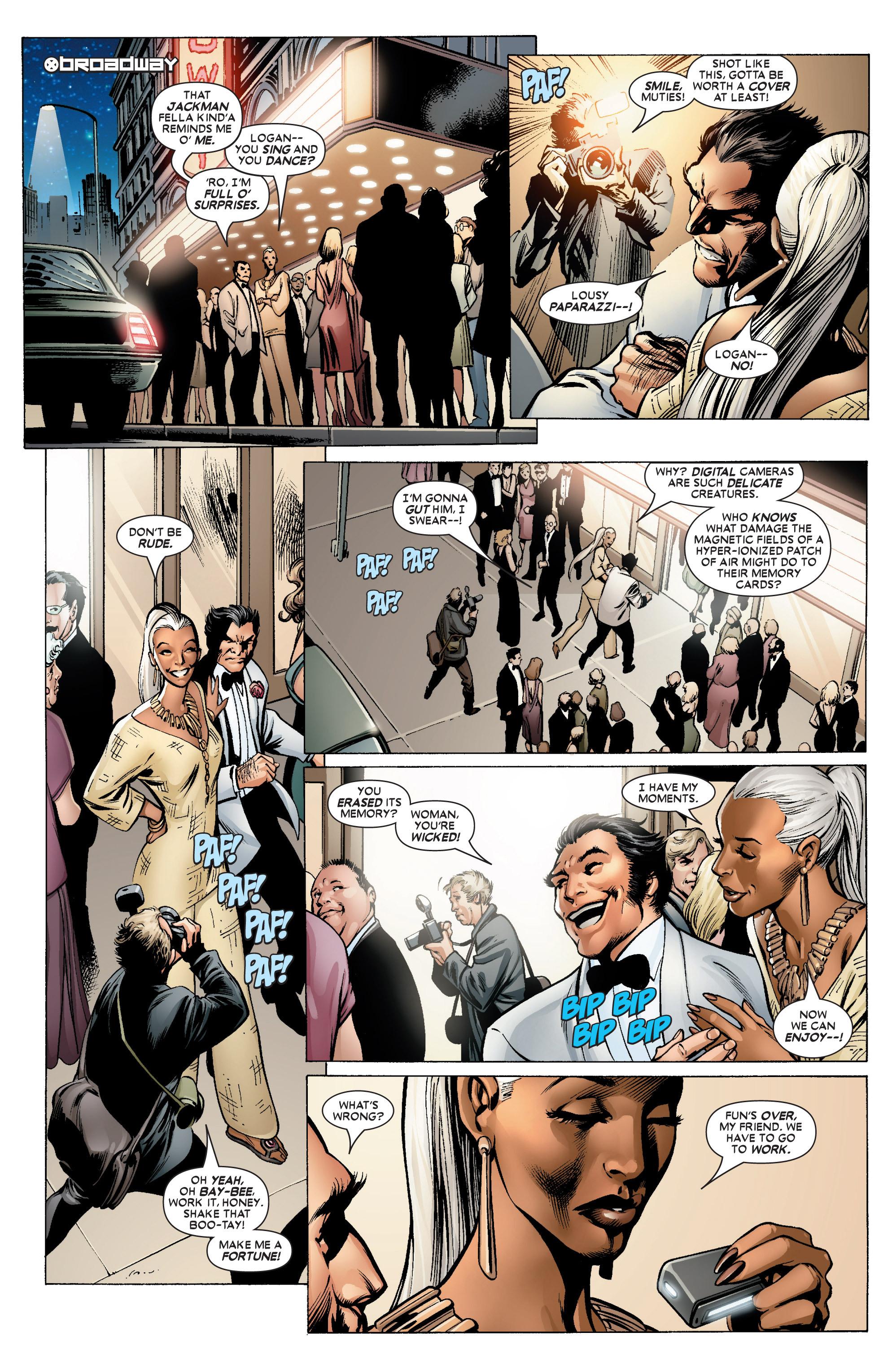 Read online Uncanny X-Men (1963) comic -  Issue #450 - 13
