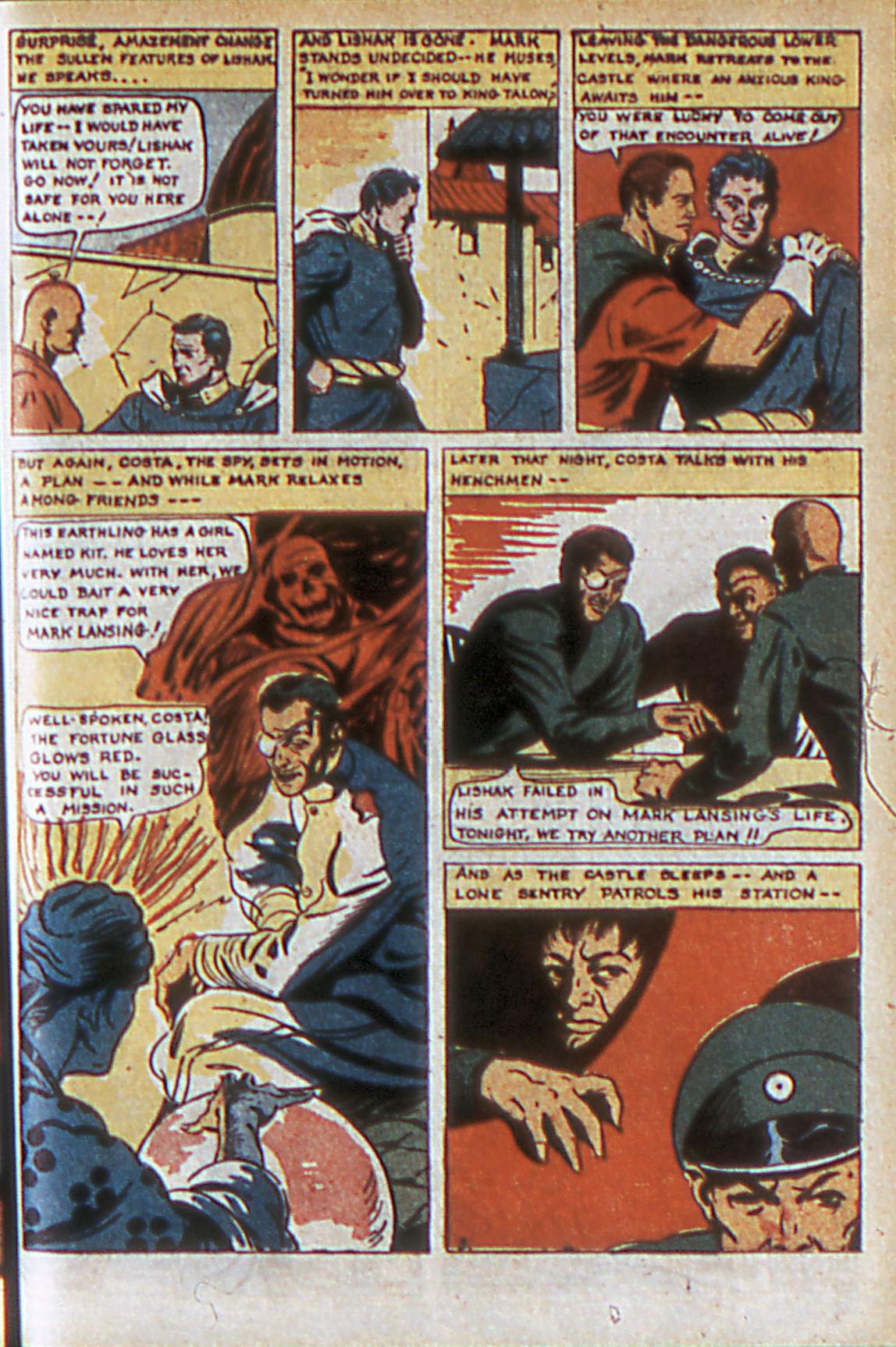 Read online Adventure Comics (1938) comic -  Issue #60 - 24