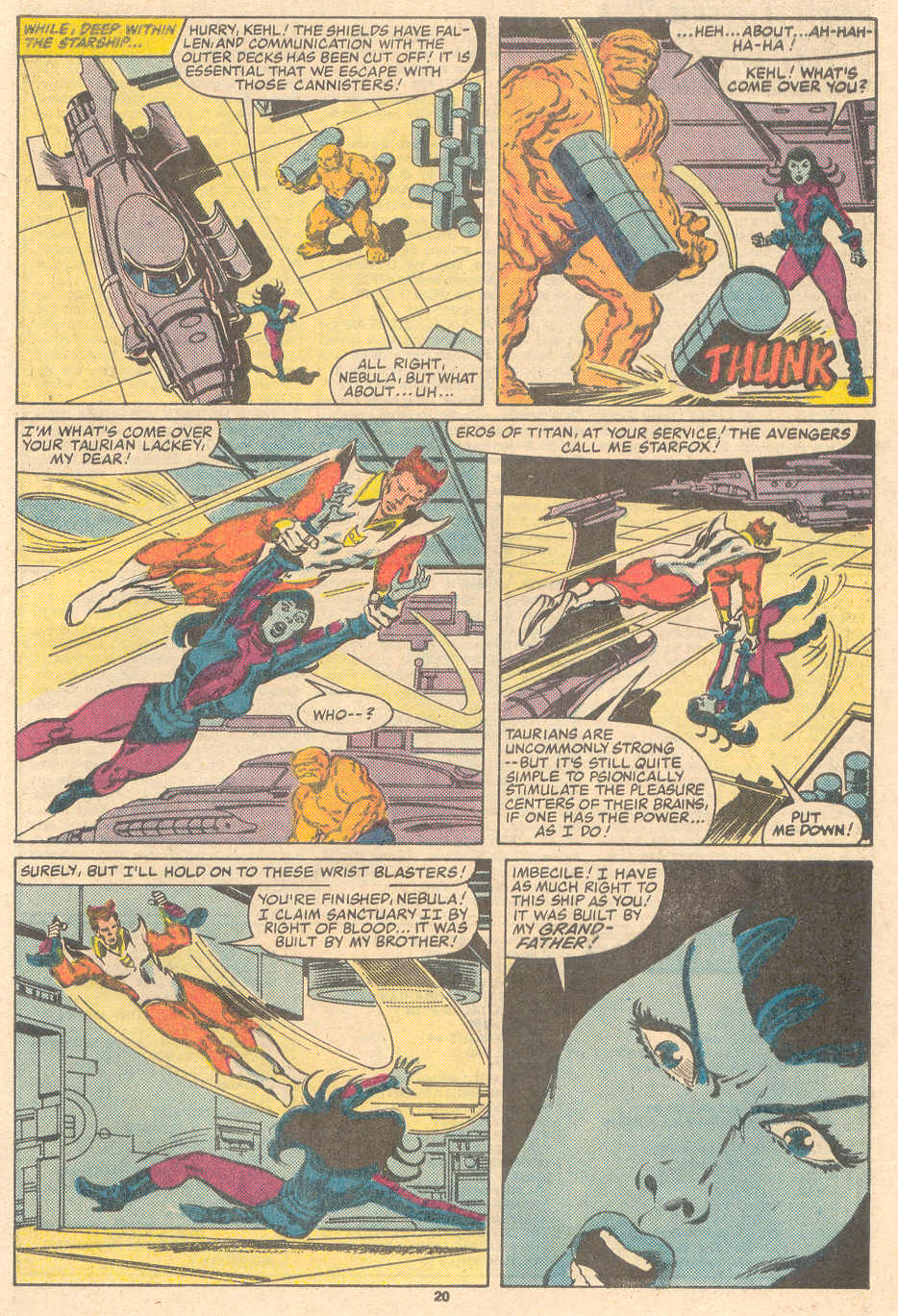 The Avengers (1963) 260 Page 20