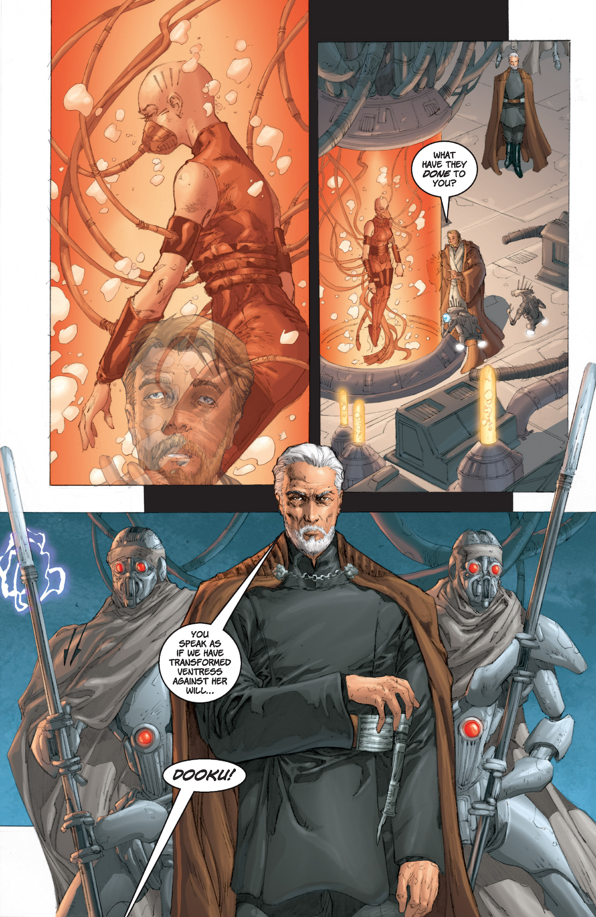 Read online Star Wars Omnibus comic -  Issue # Vol. 26 - 166