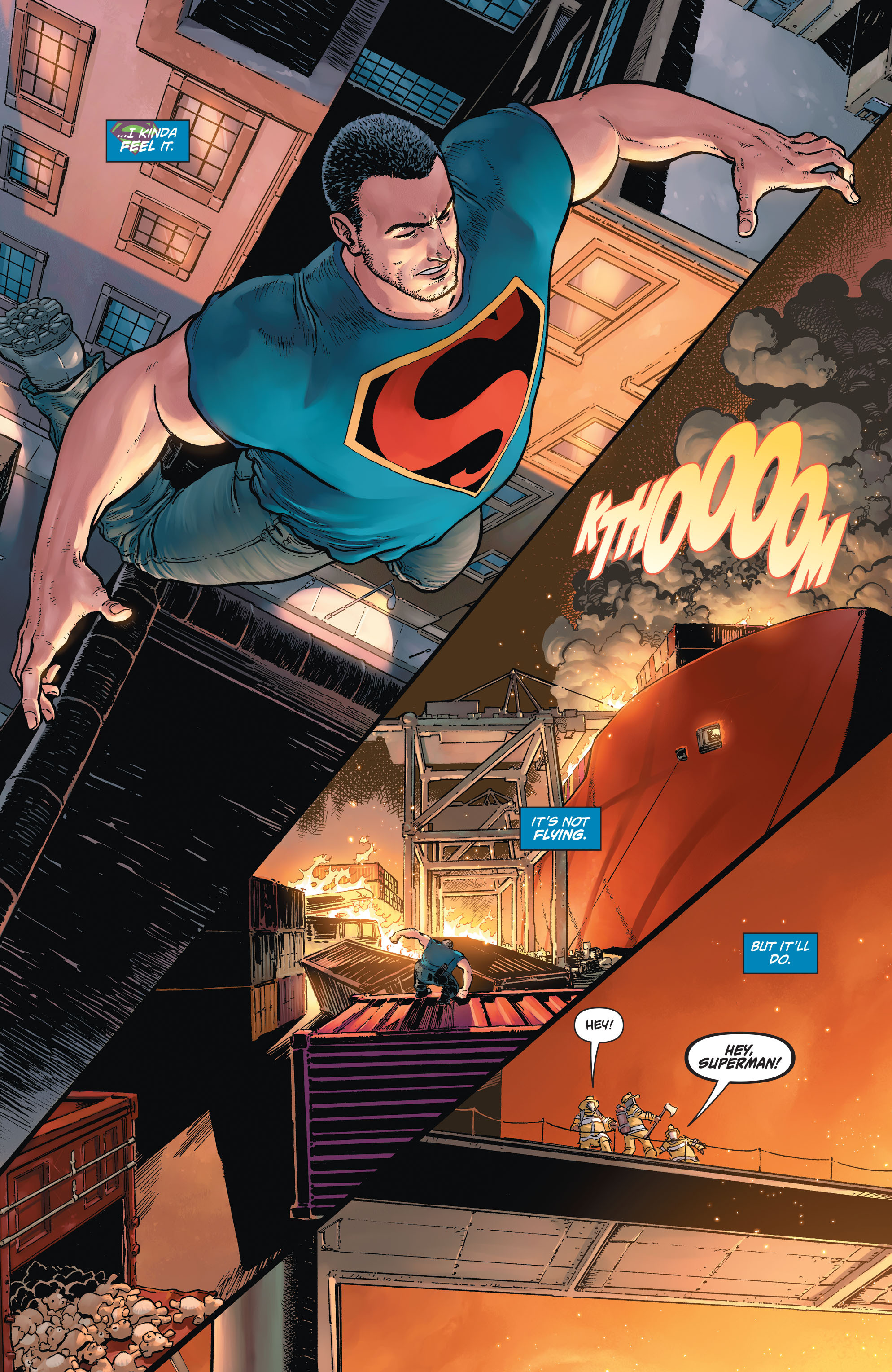 Read online Action Comics (2011) comic -  Issue #41 - 20