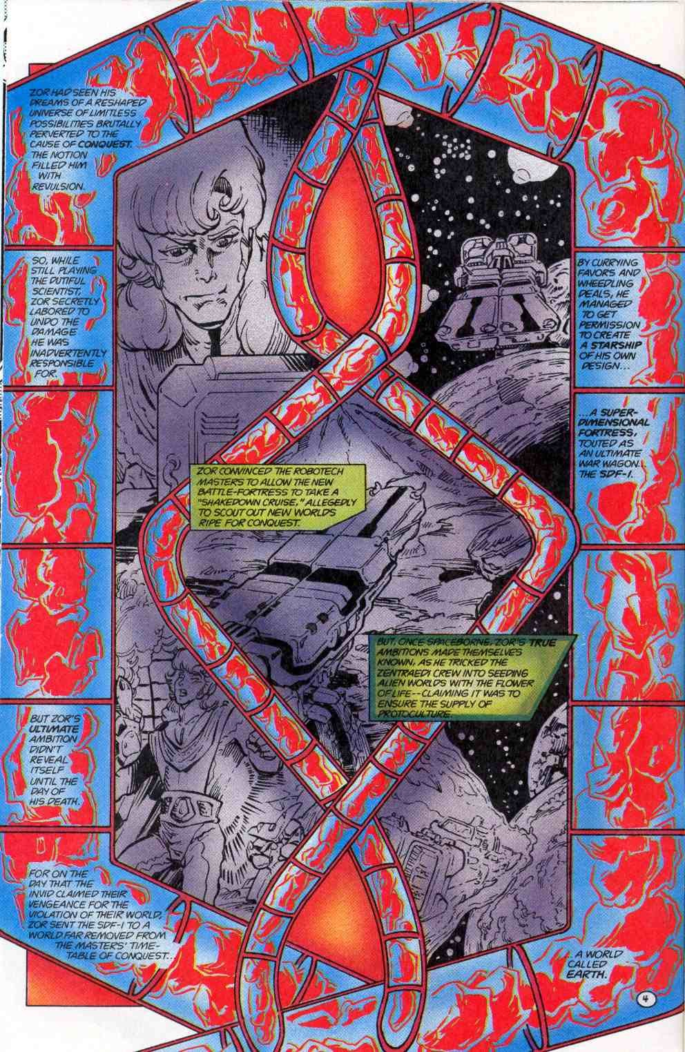 Robotech Special issue Full - Page 6