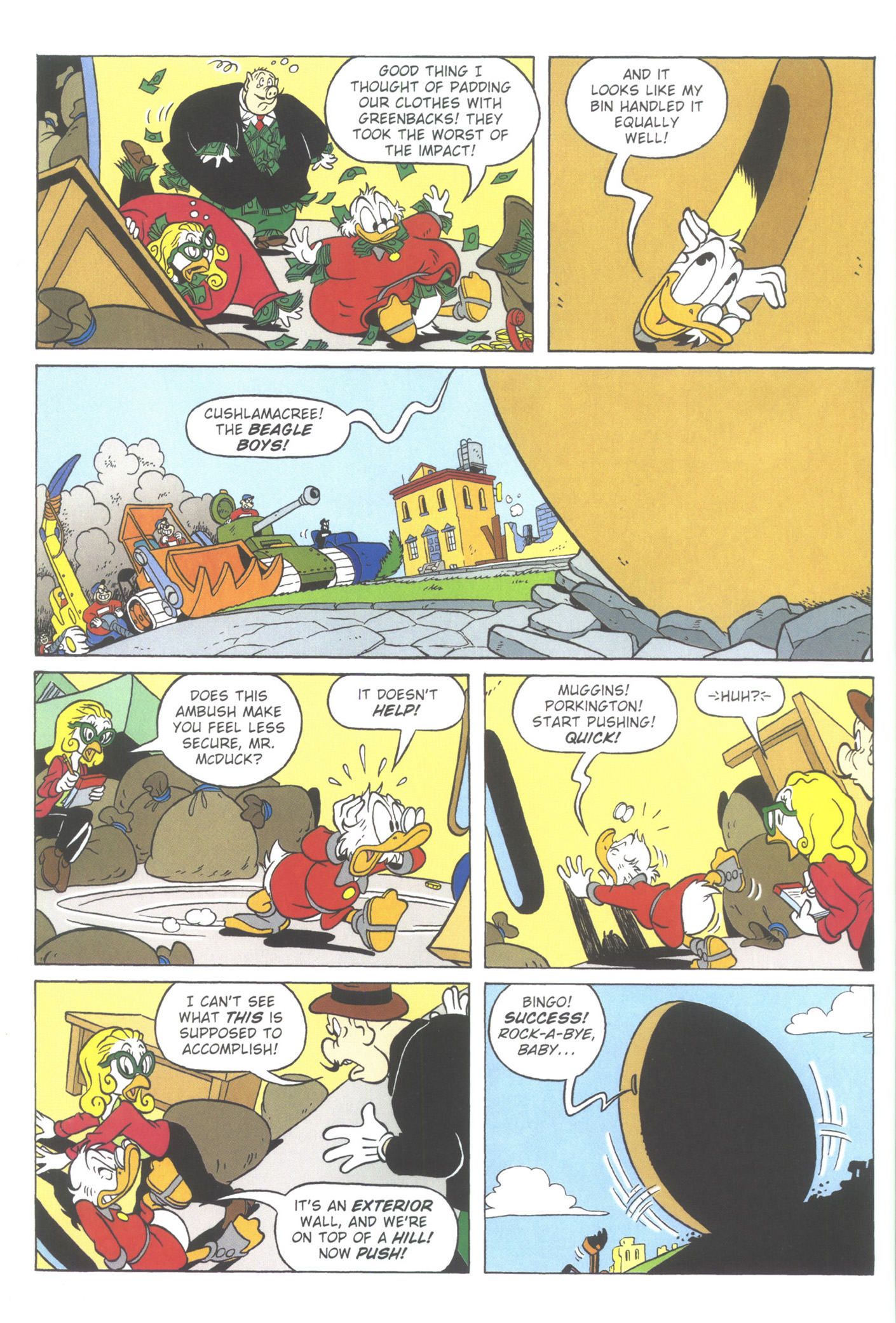 Read online Uncle Scrooge (1953) comic -  Issue #364 - 58