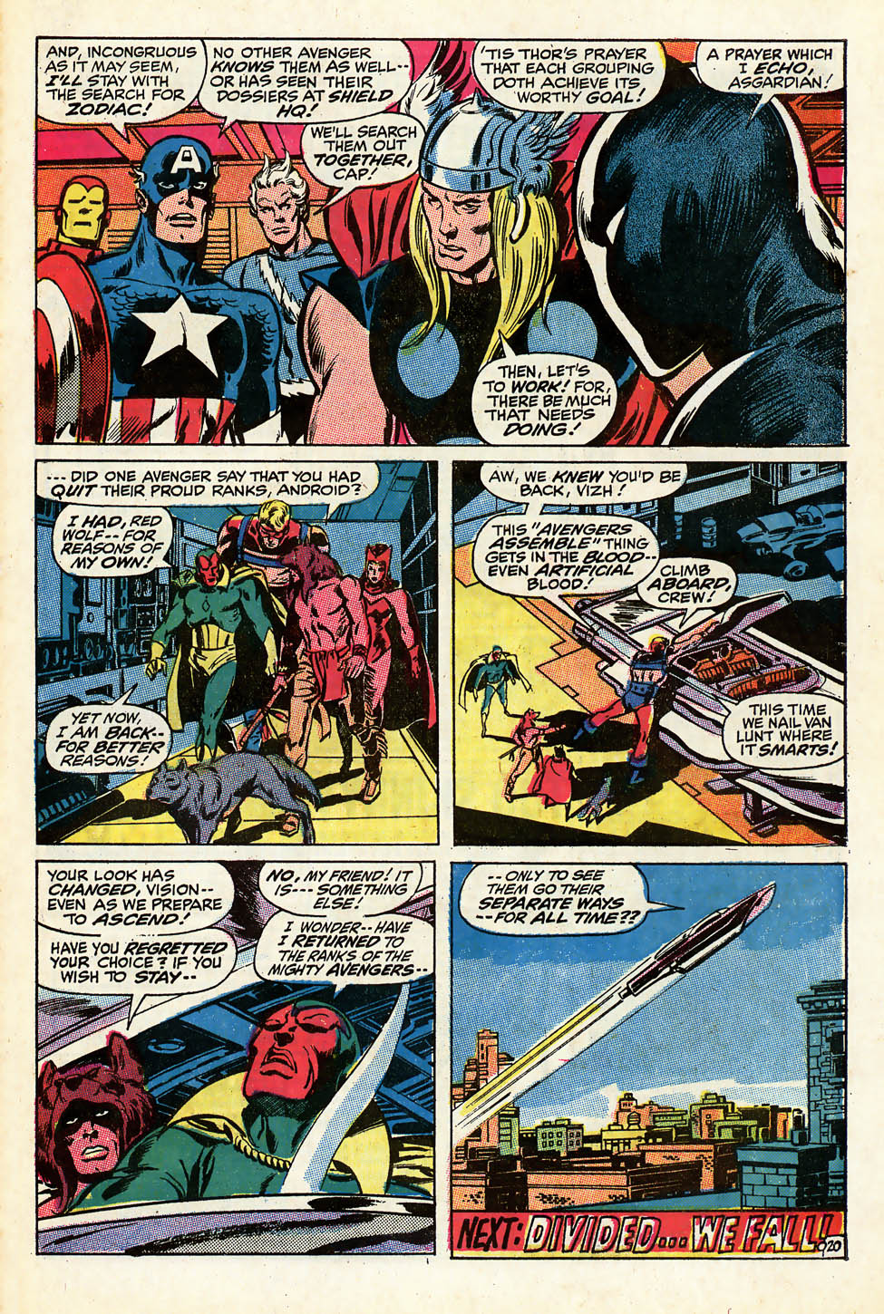 The Avengers (1963) 80 Page 20