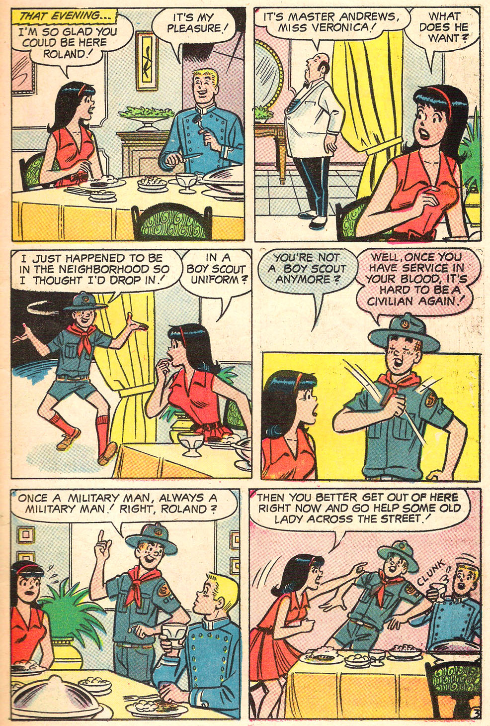 Read online Archie's Girls Betty and Veronica comic -  Issue #155 - 15