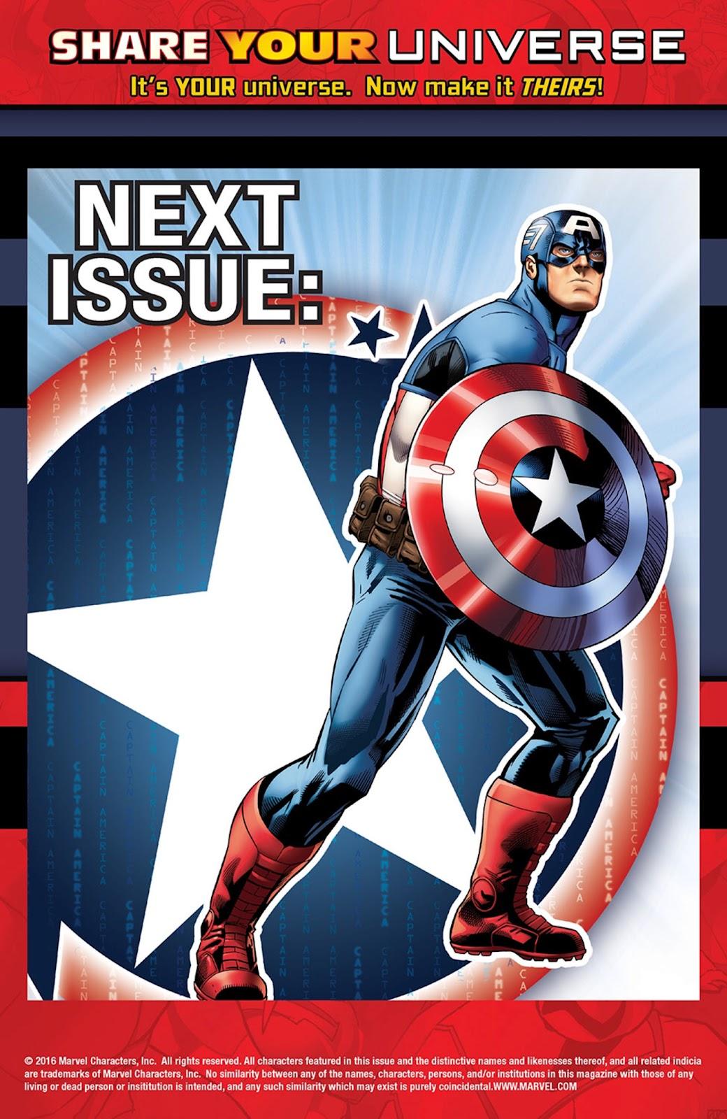 Read online Marvel Universe Avengers Assemble Season 2 comic -  Issue #15 - 30