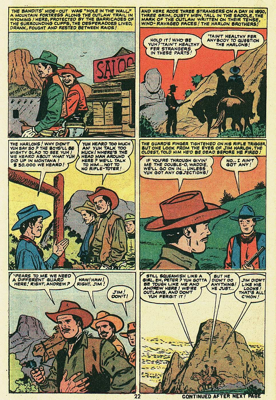 Red Wolf (1972) issue 6 - Page 17