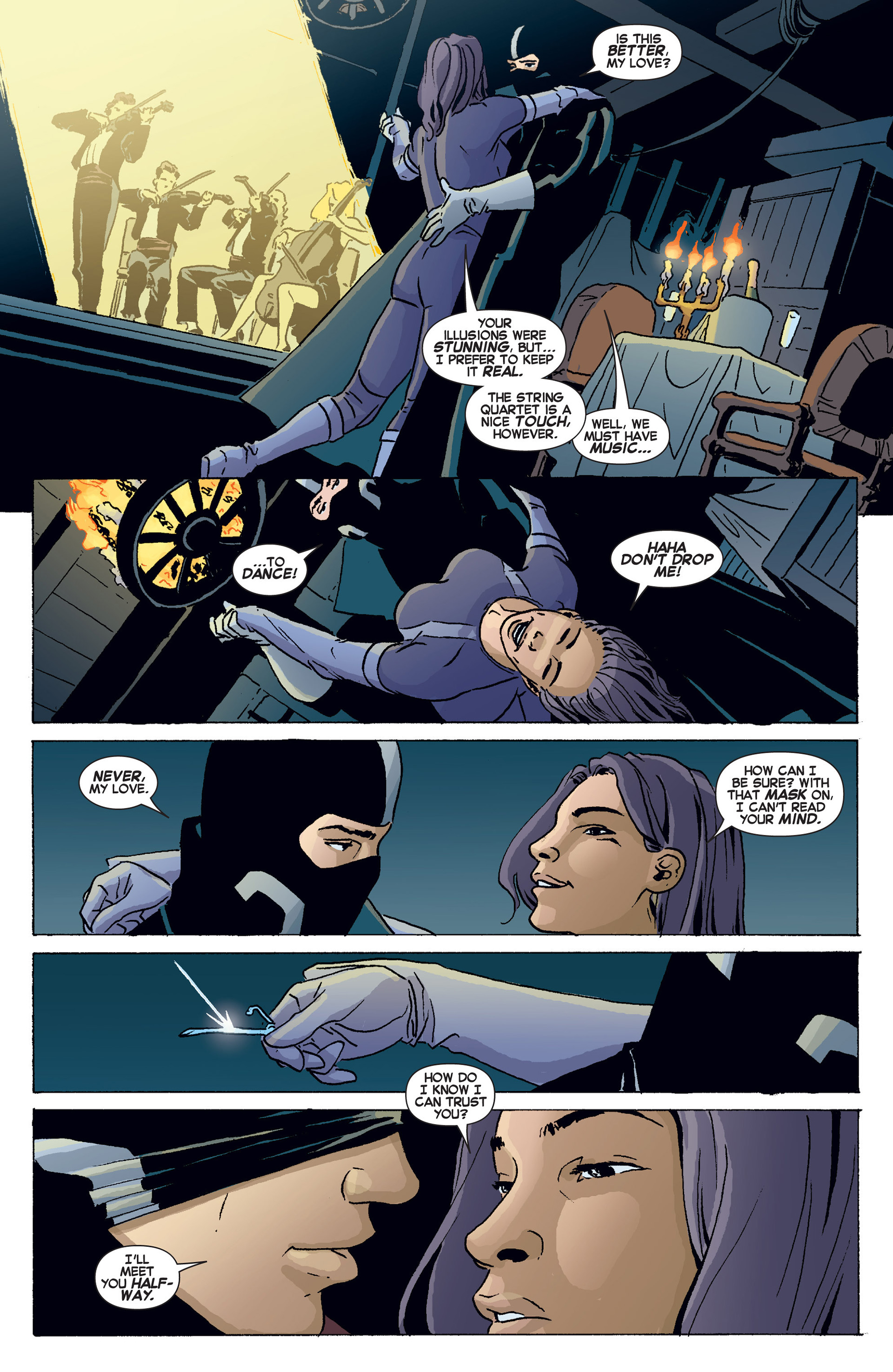 Read online Uncanny X-Force (2013) comic -  Issue #8 - 19