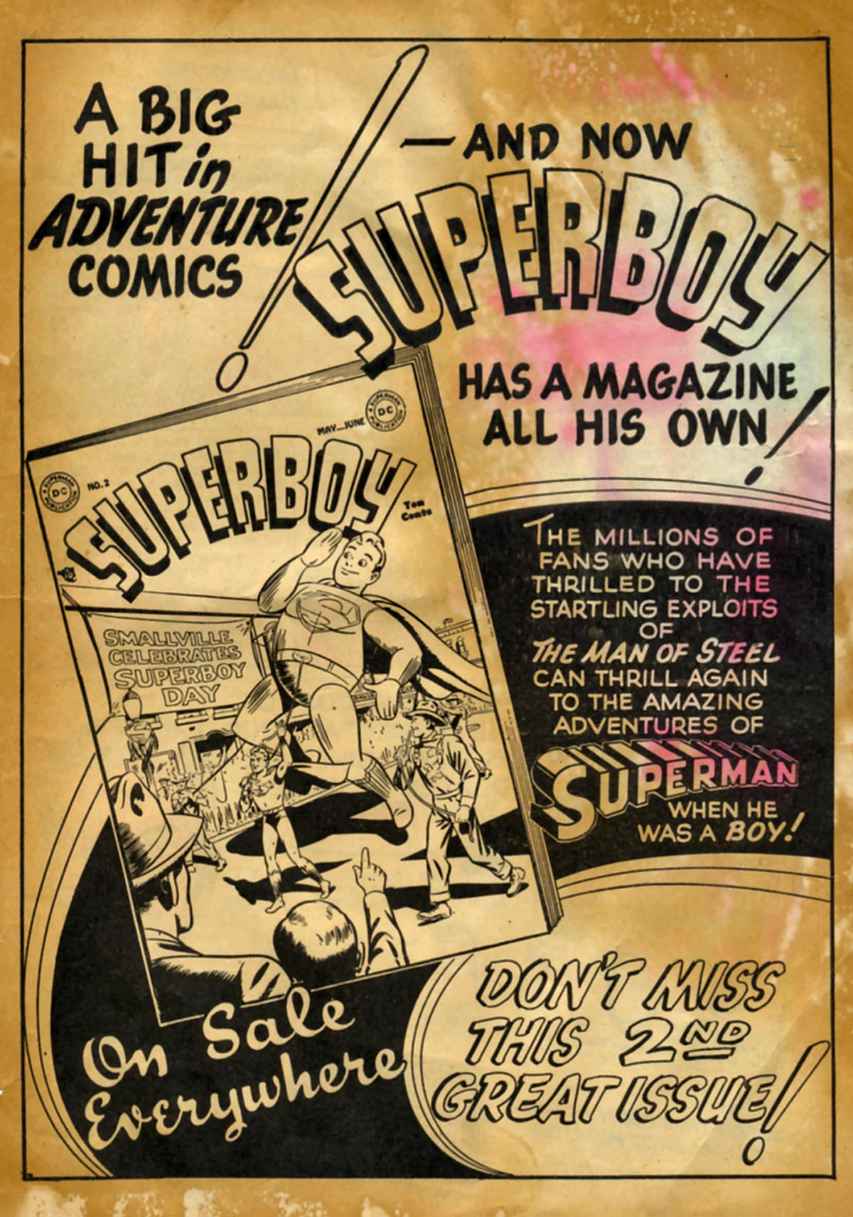 Read online Adventure Comics (1938) comic -  Issue #141 - 51
