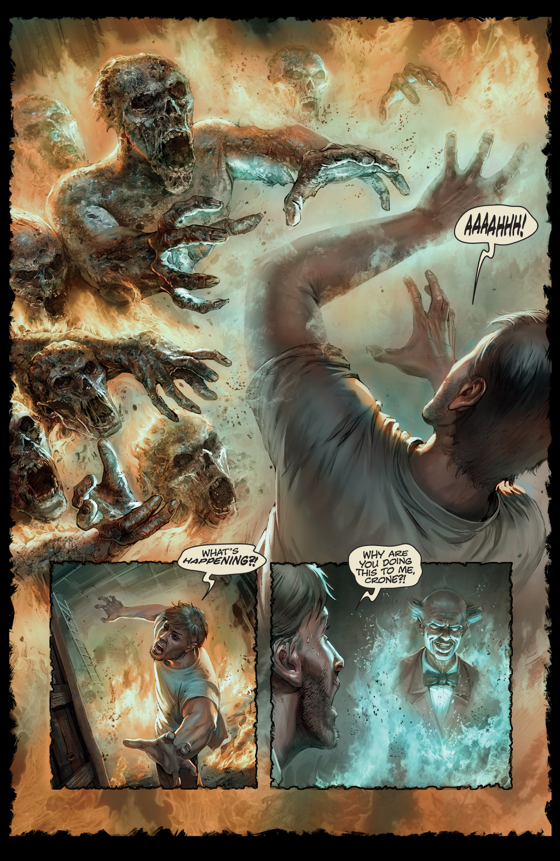 Read online Abattoir comic -  Issue #4 - 12