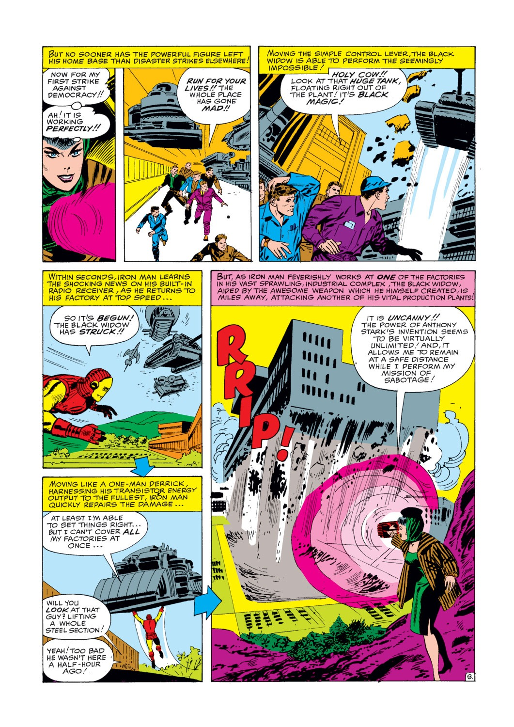 Tales of Suspense (1959) issue 53 - Page 9