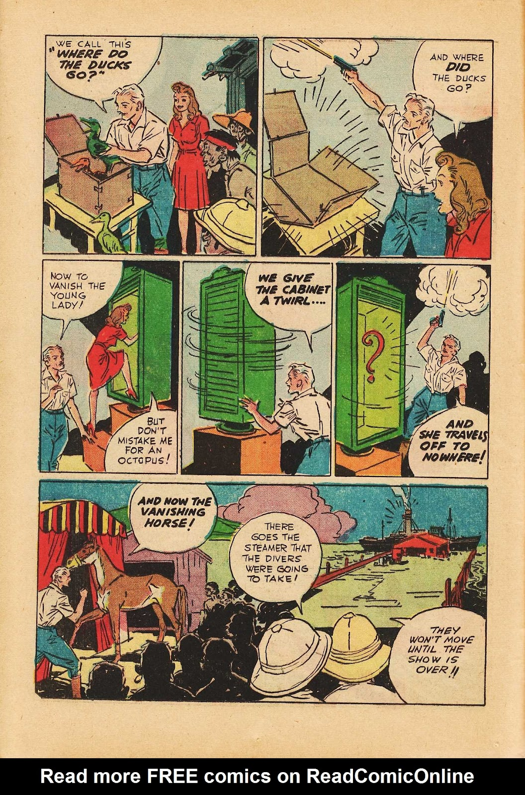 Super-Magician Comics issue 22 - Page 20