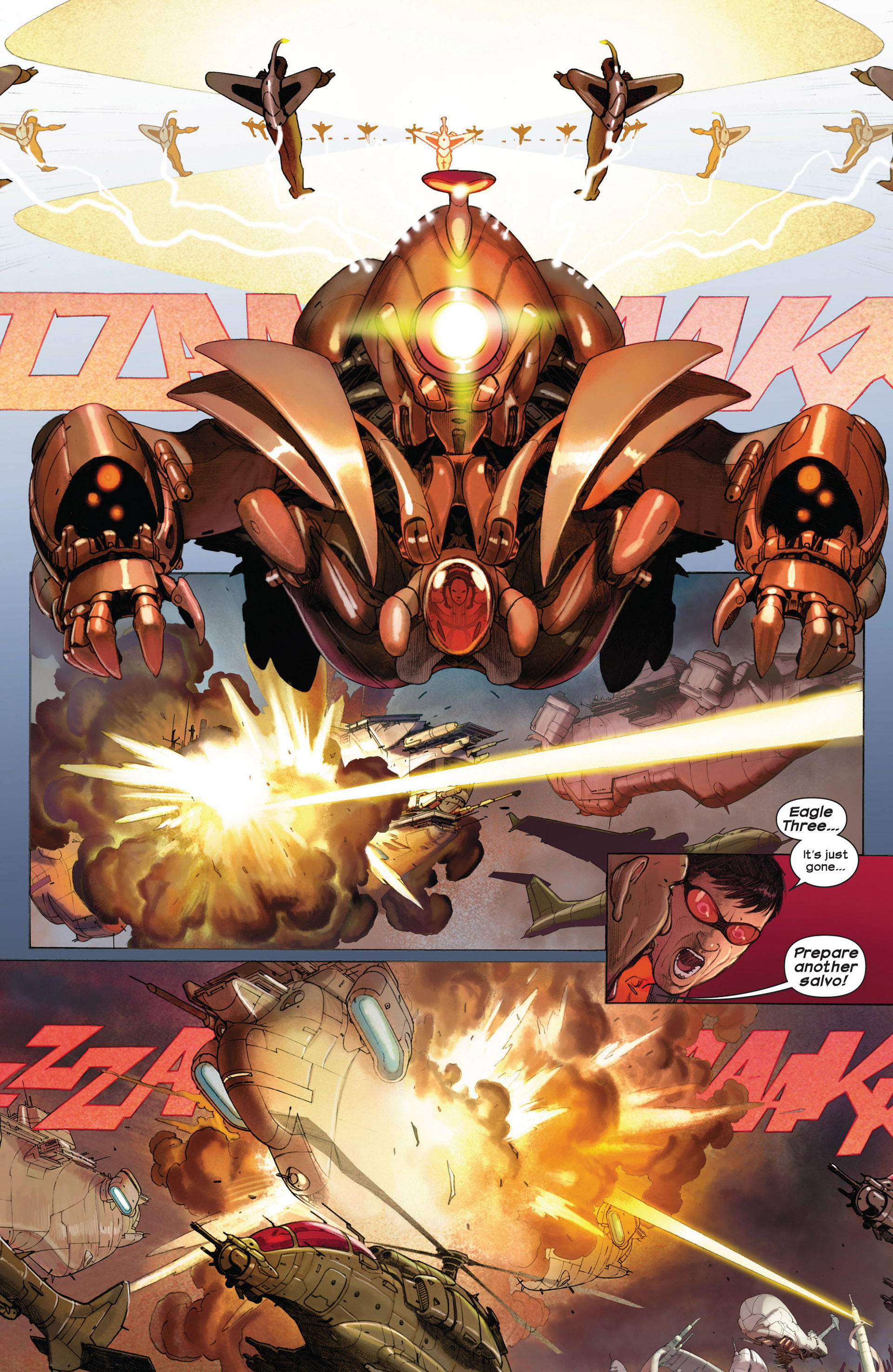 Read online Ultimate Comics Ultimates comic -  Issue #3 - 15