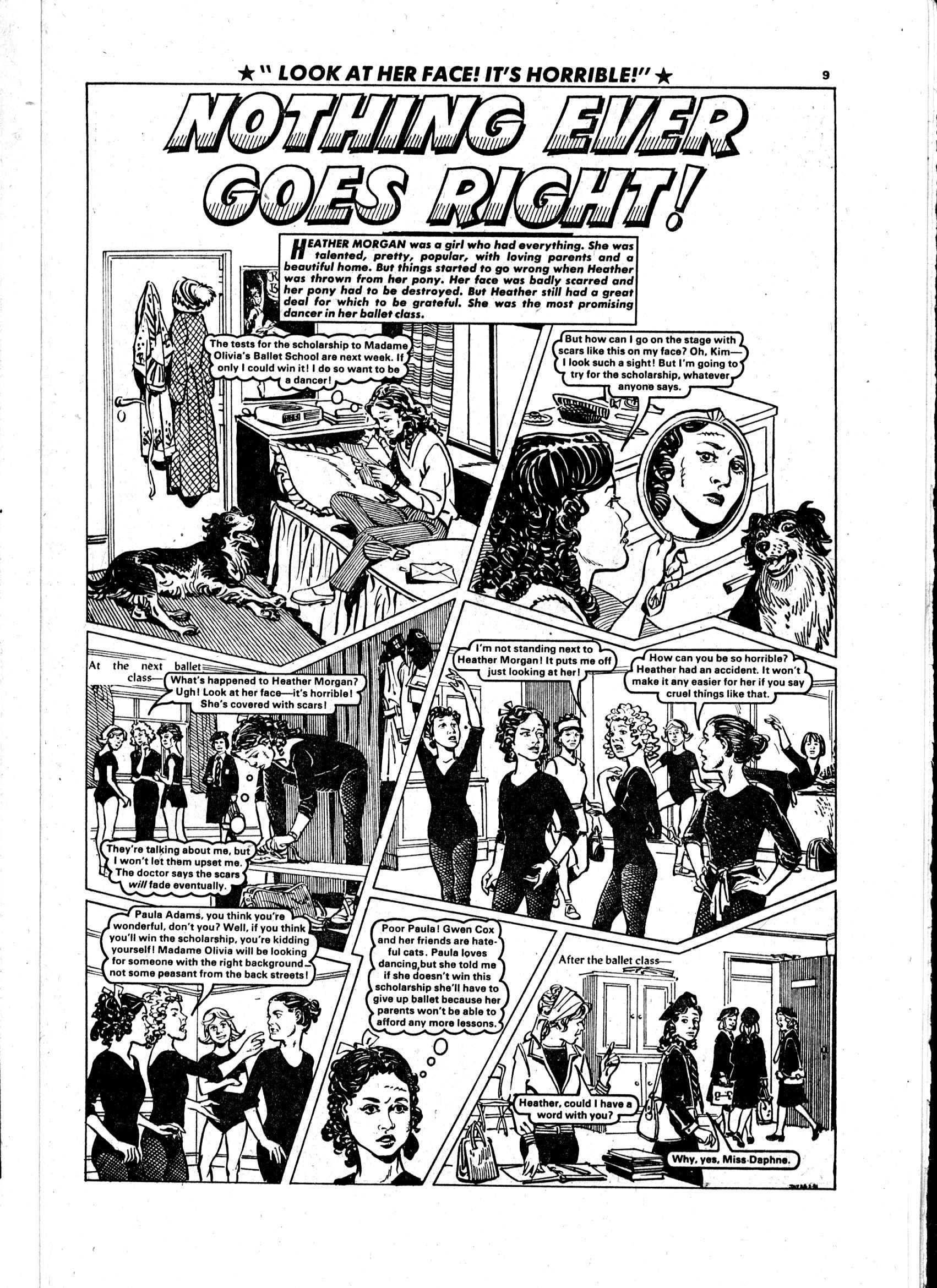 Read online Judy comic -  Issue #1103 - 9