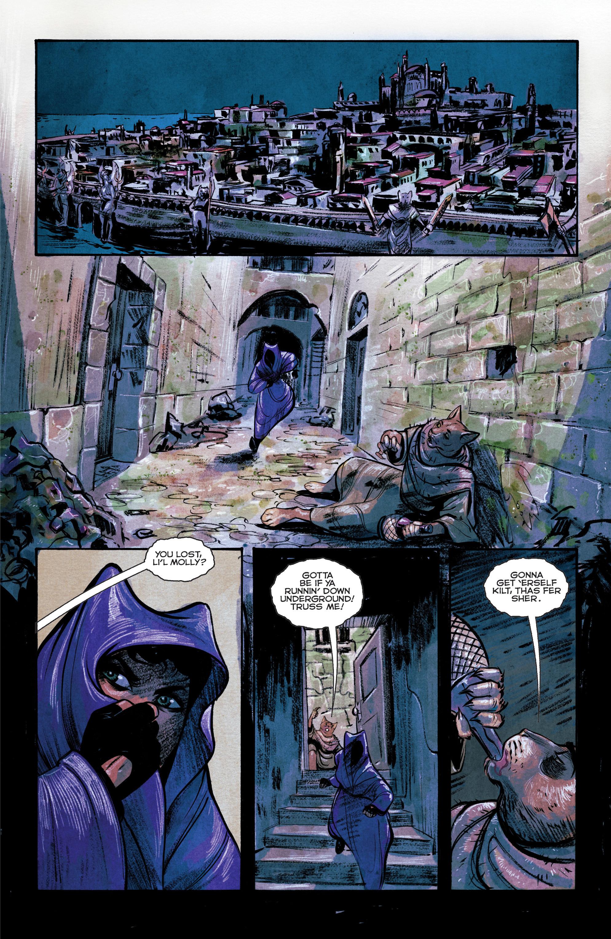 Read online Shutter comic -  Issue #16 - 5
