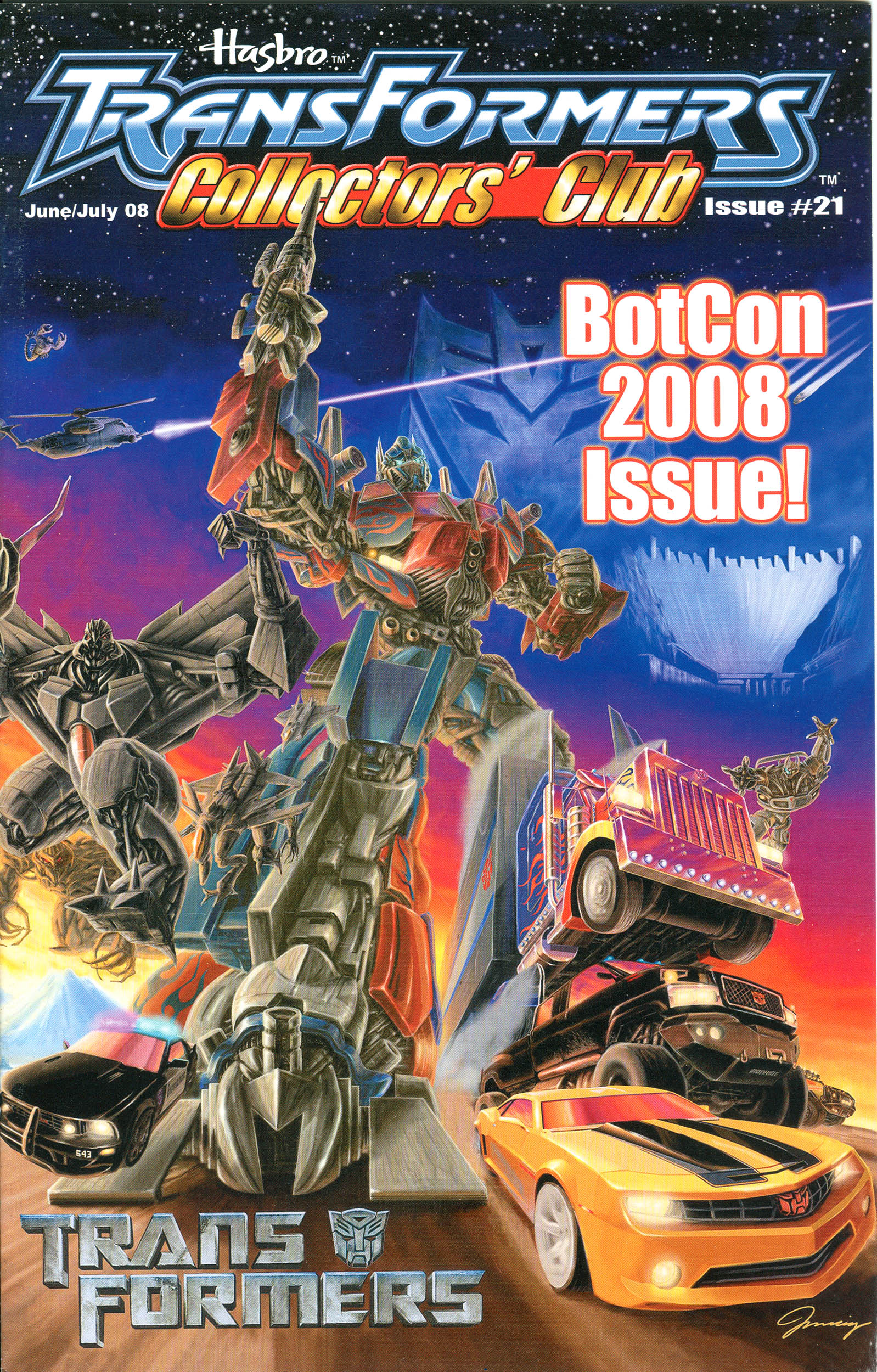 Read online Transformers: Collectors' Club comic -  Issue #21 - 1