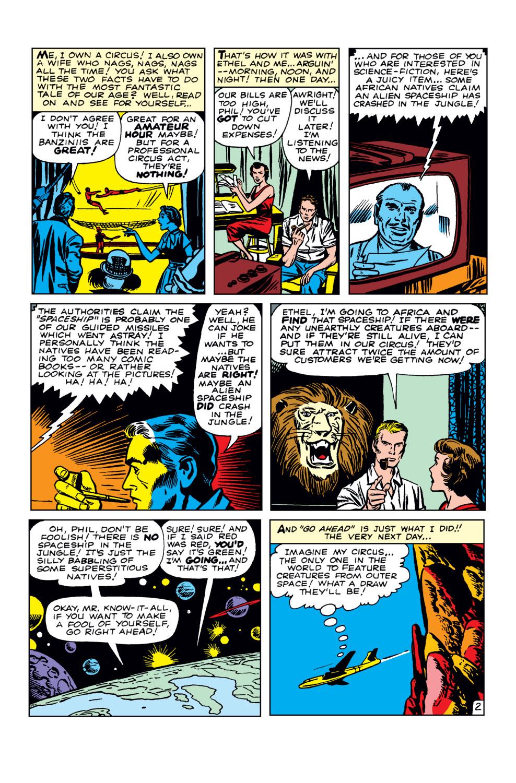 Read online Amazing Adventures (1961) comic -  Issue #5 - 3