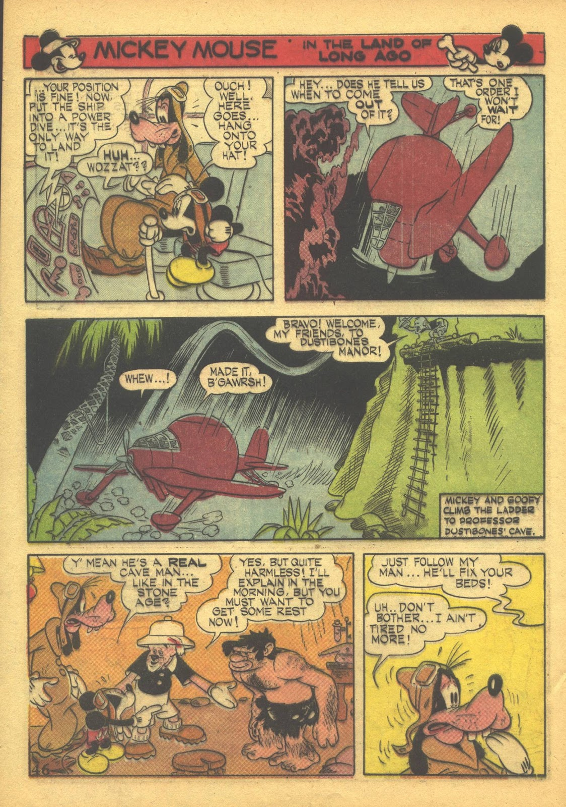 Walt Disney's Comics and Stories issue 41 - Page 48