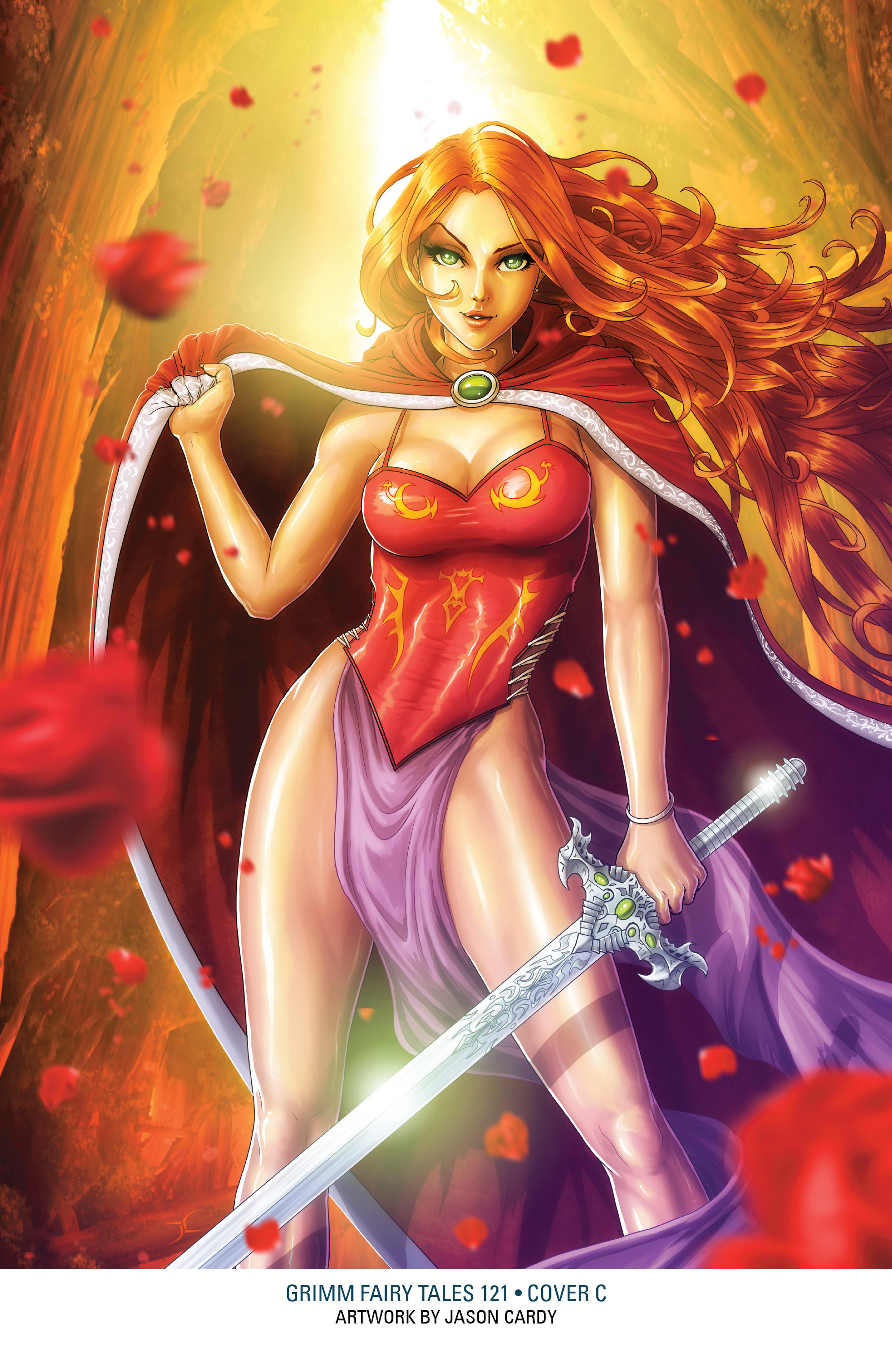 Read online Grimm Fairy Tales: Arcane Acre comic -  Issue # TPB 4 - 208