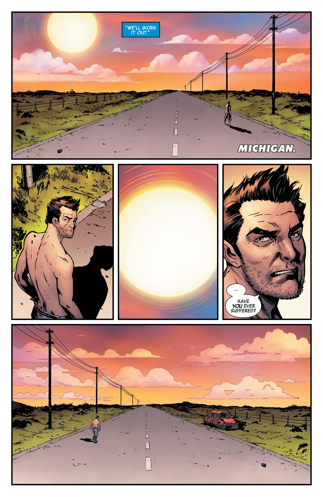 Read online Avengers No Road Home comic -  Issue #10 - 23