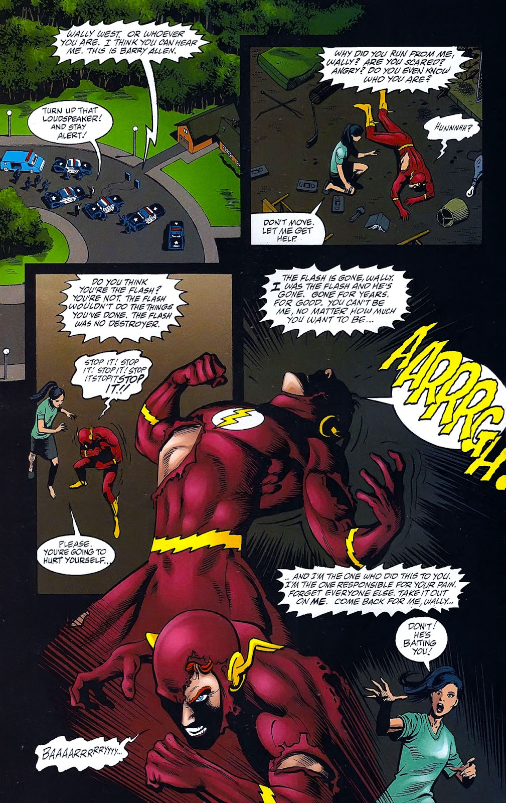 Read online Flashpoint (1999) comic -  Issue #3 - 15