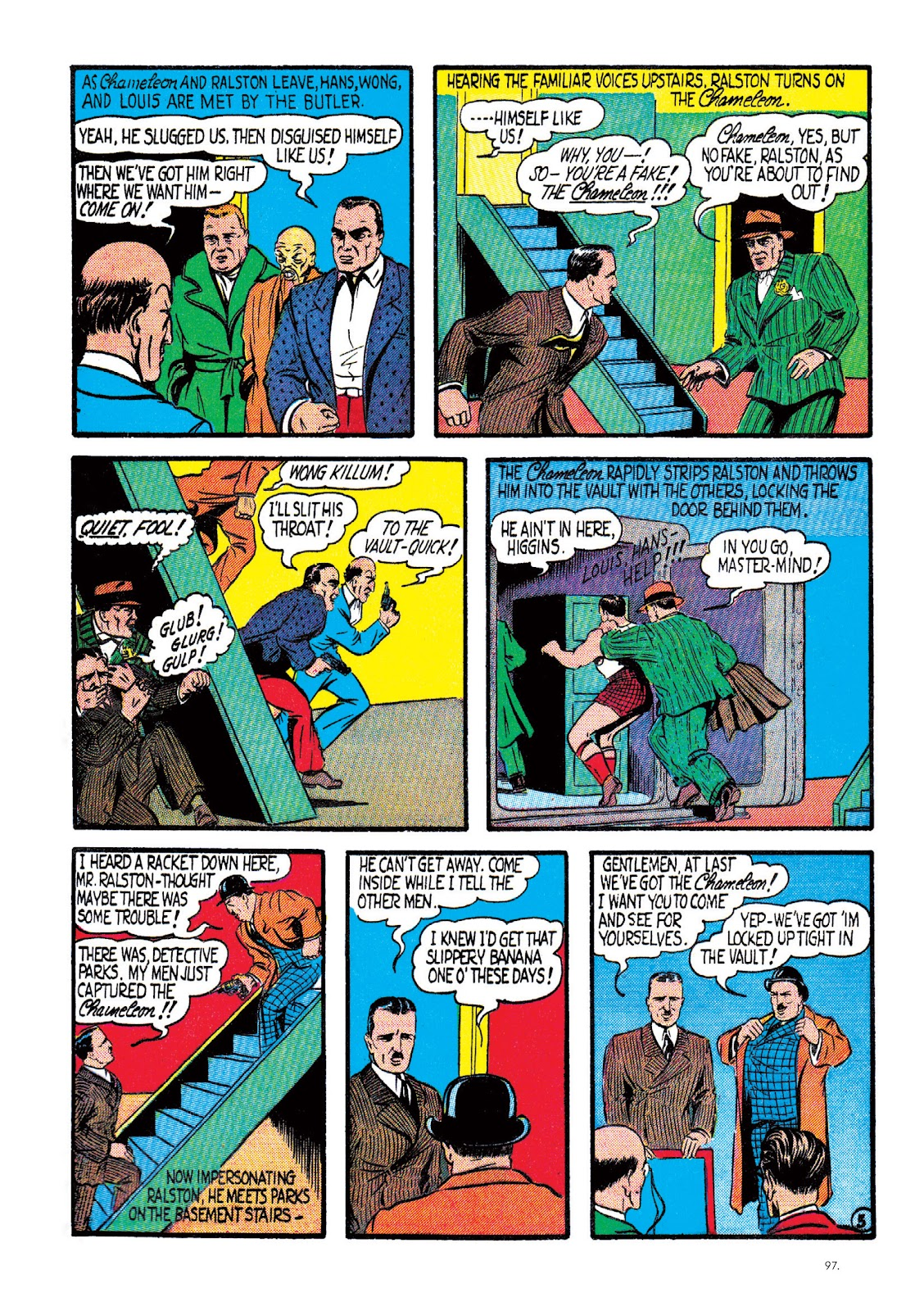 Read online The Bill Everett Archives comic -  Issue # TPB 2 (Part 1) - 98