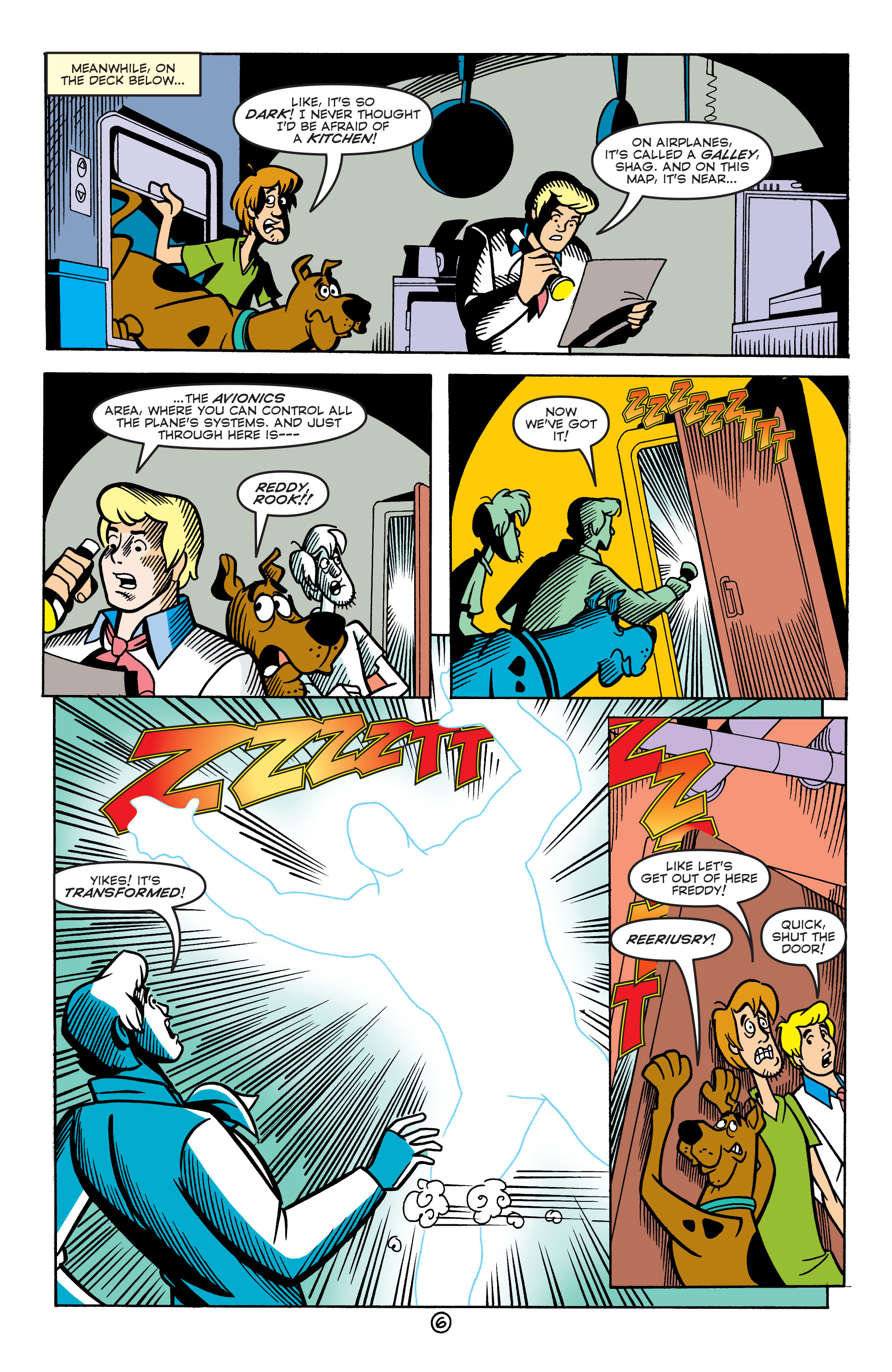 Read online Scooby-Doo (1997) comic -  Issue #53 - 19