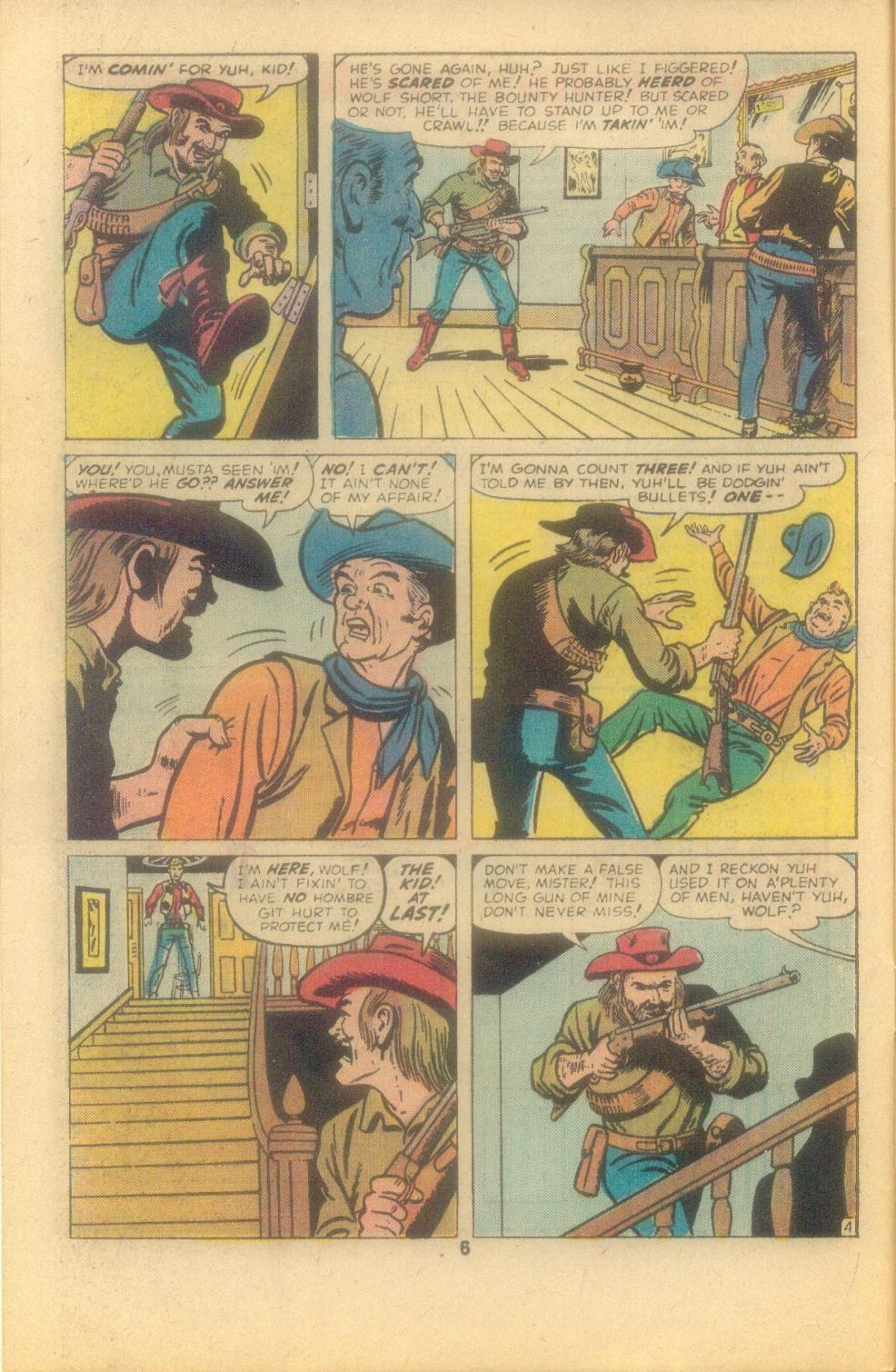 Kid Colt Outlaw issue 209 - Page 8