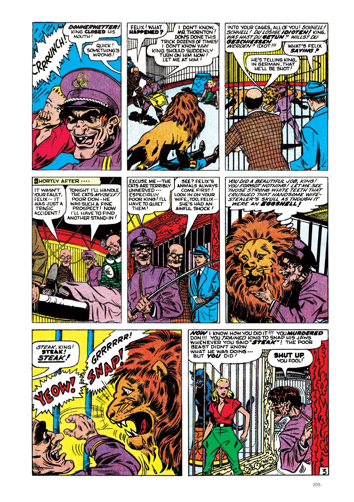 Read online The Bill Everett Archives comic -  Issue # TPB 2 (Part 3) - 3