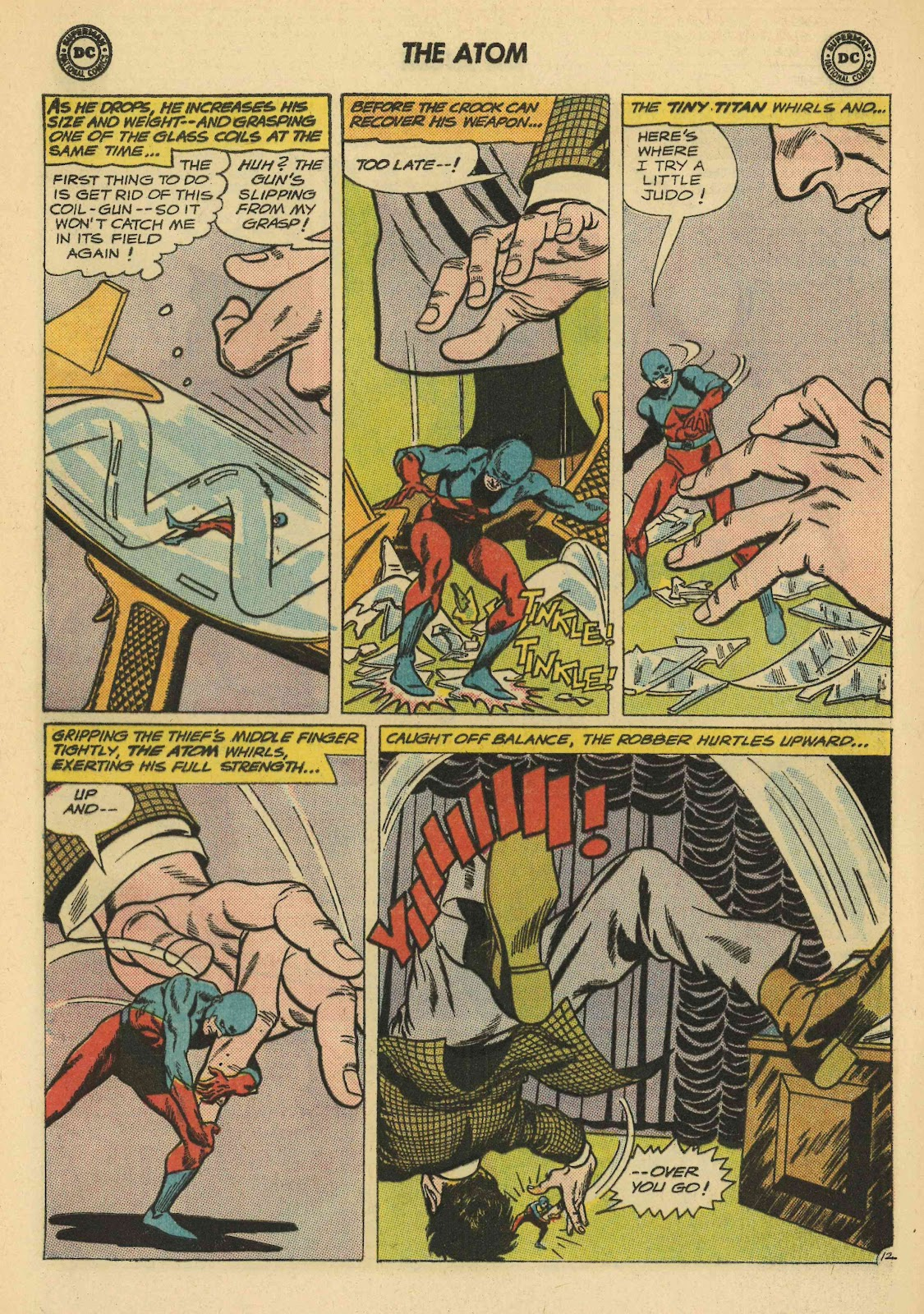 The Atom issue 12 - Page 16
