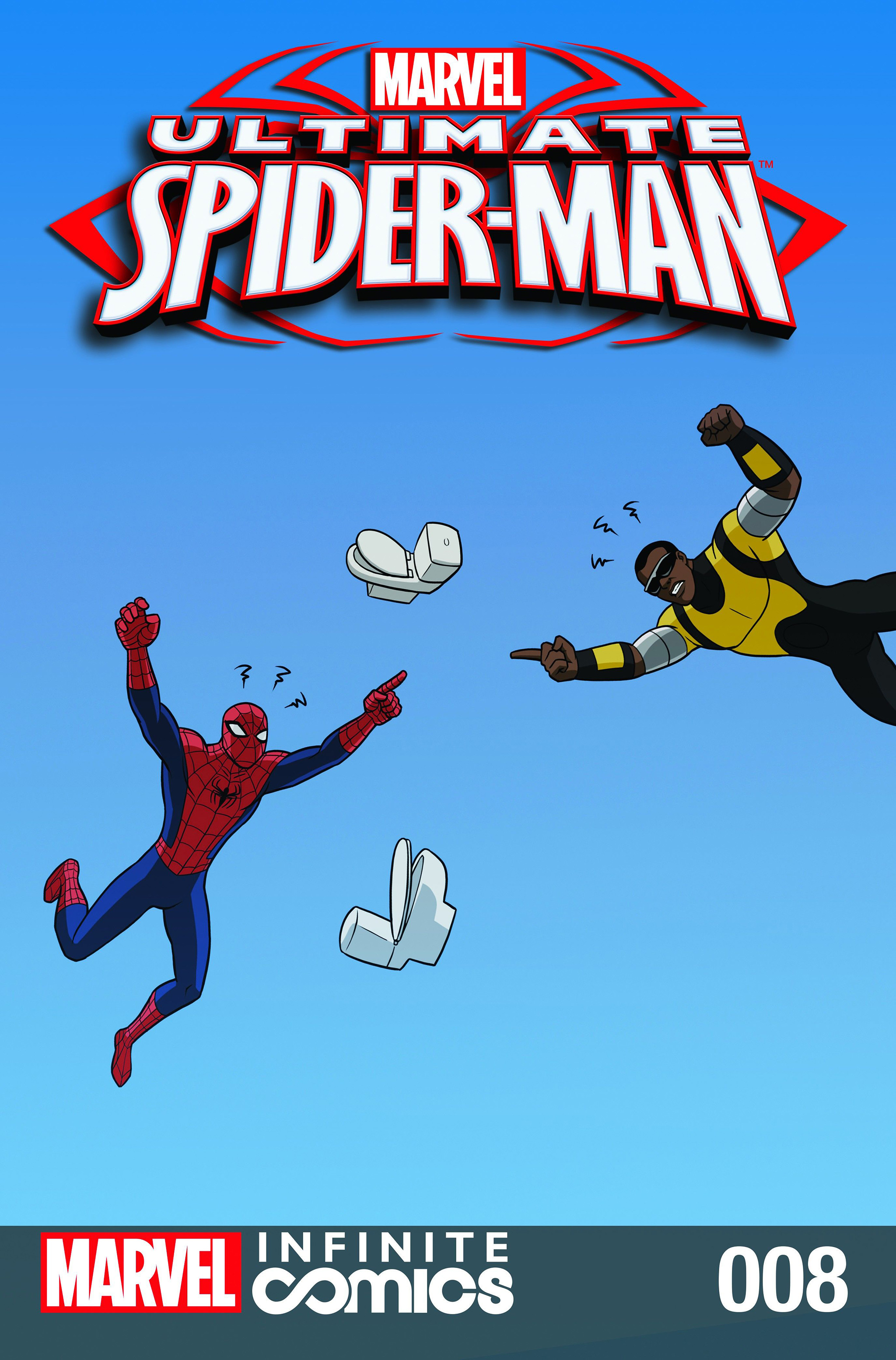 Read online Ultimate Spider-Man (Infinite Comics) (2015) comic -  Issue #8 - 1
