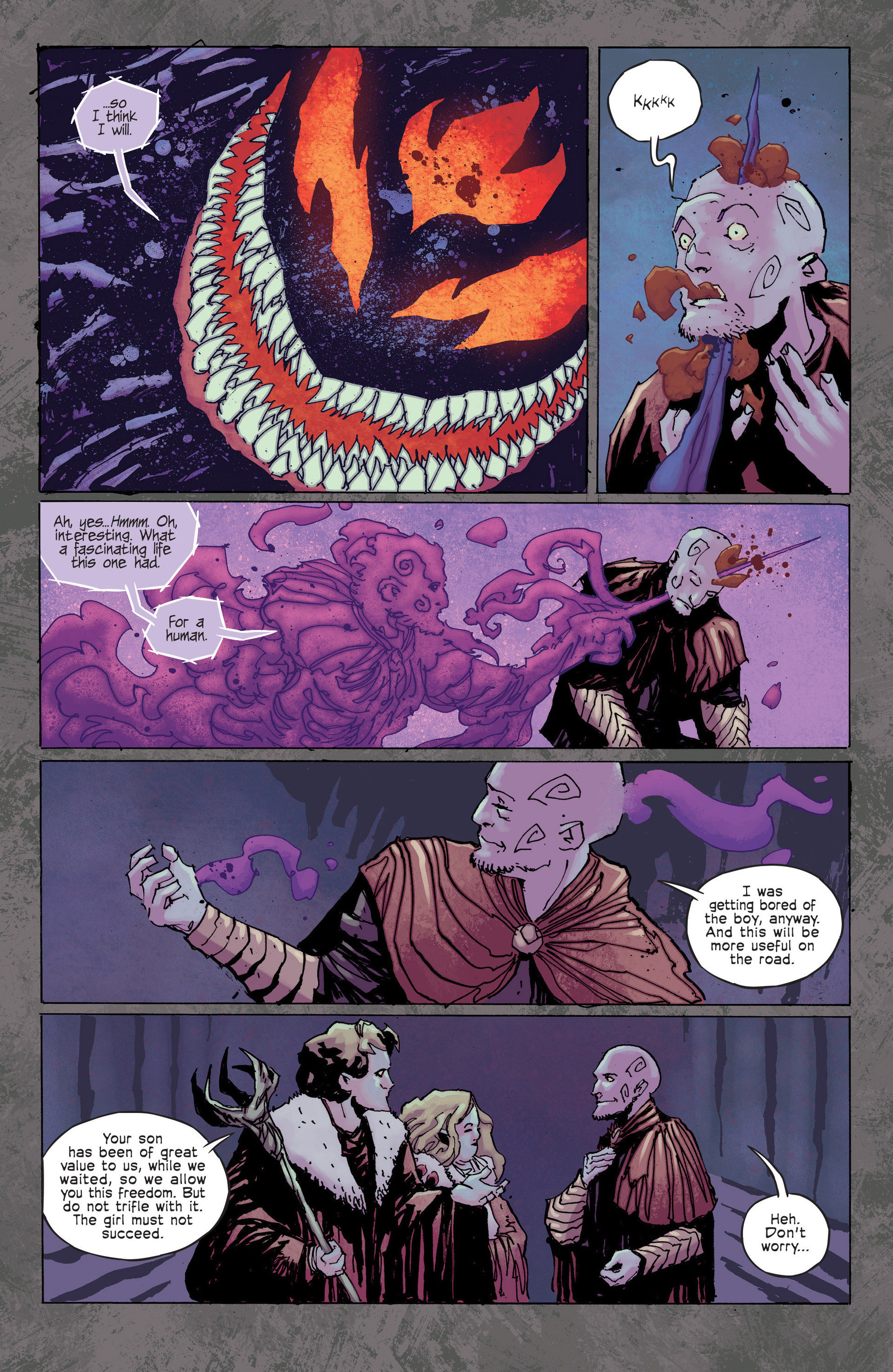 Read online Umbral comic -  Issue #6 - 25