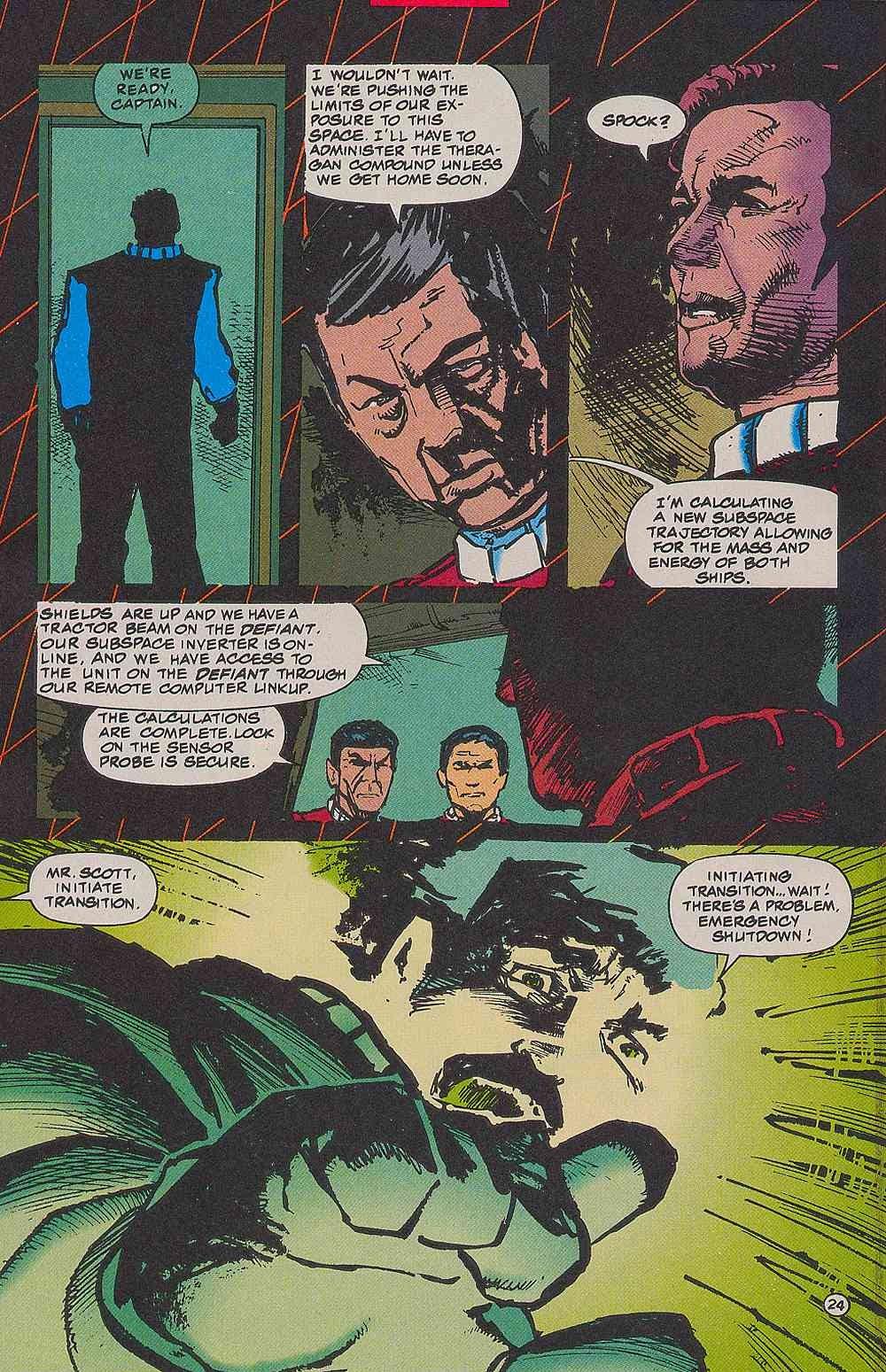 Read online Star Trek (1989) comic -  Issue # _Special 2 - 26