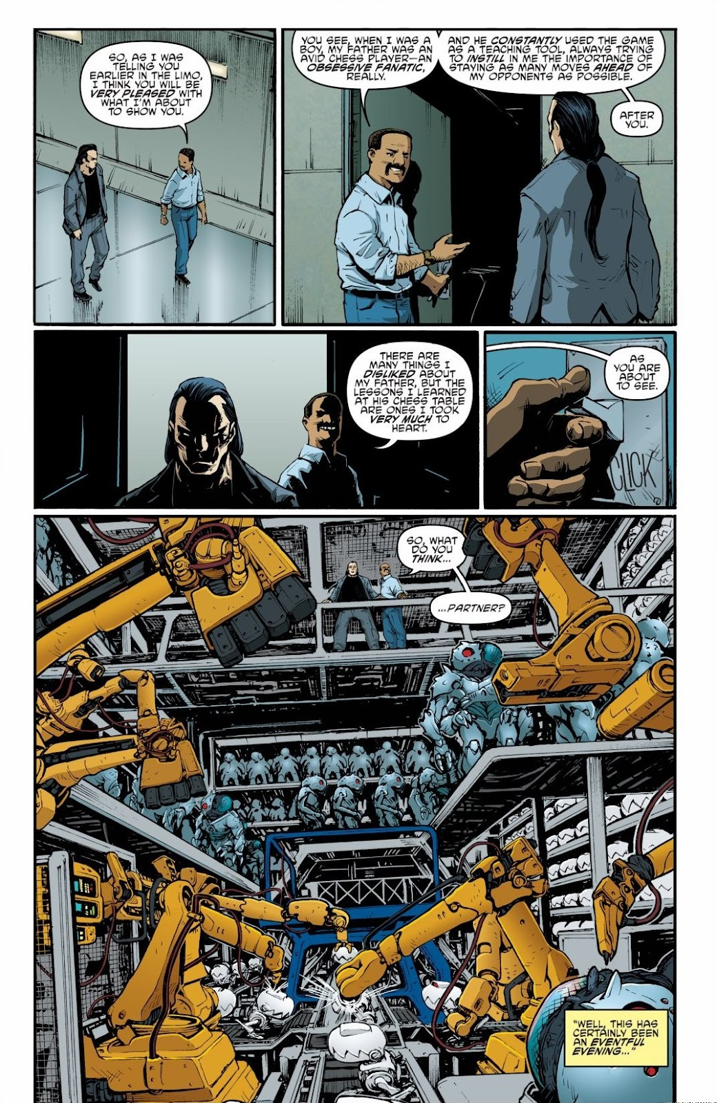 Read online Teenage Mutant Ninja Turtles: The IDW Collection comic -  Issue # TPB 6 (Part 2) - 44