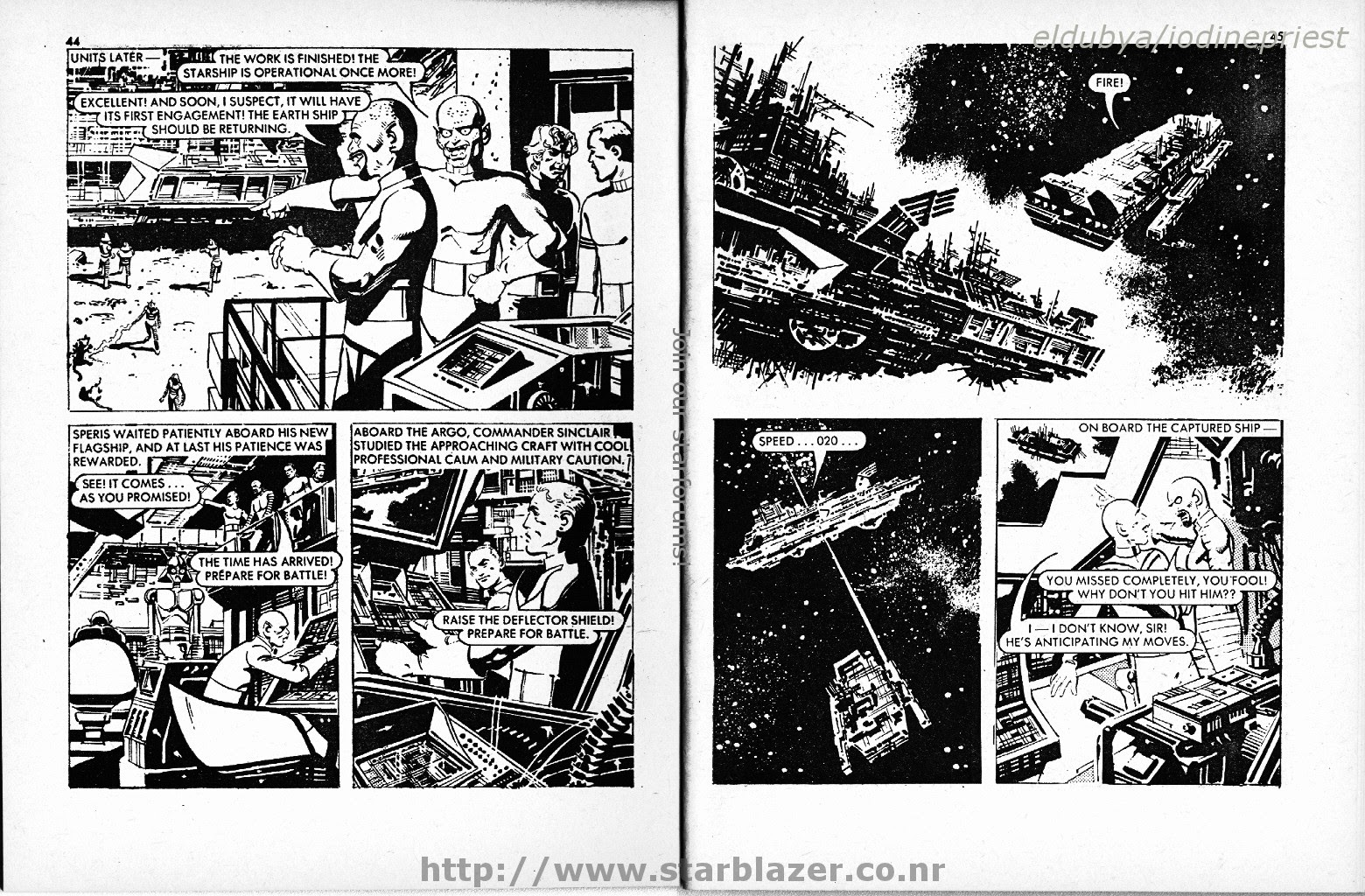 Starblazer issue 135 - Page 24