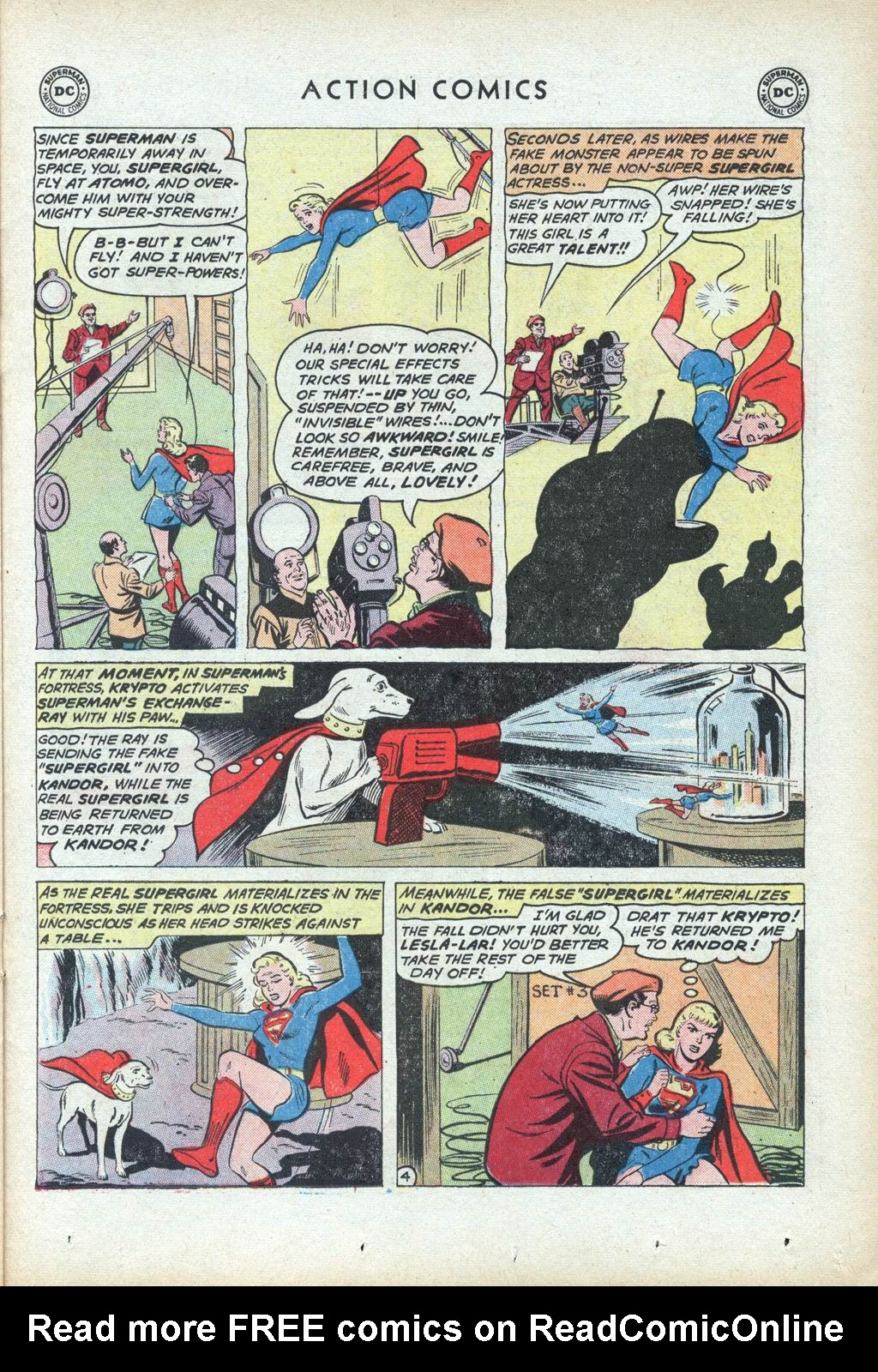 Read online Action Comics (1938) comic -  Issue #281 - 23