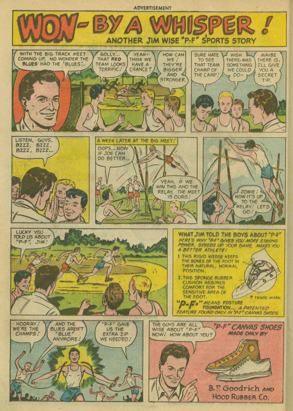Read online Adventure Comics (1938) comic -  Issue #130 - 23